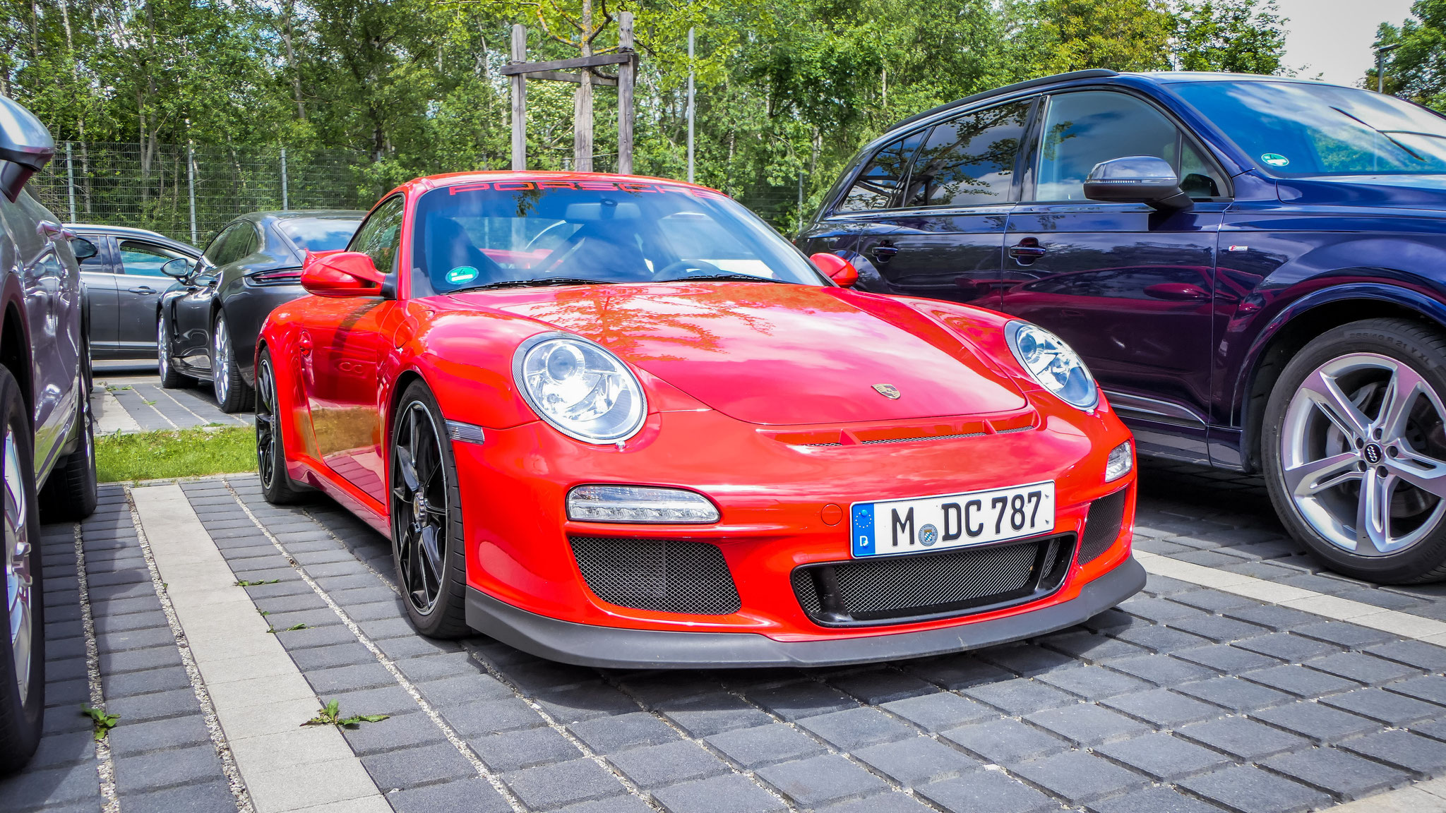 Porsche GT3 997 - M-DC-787