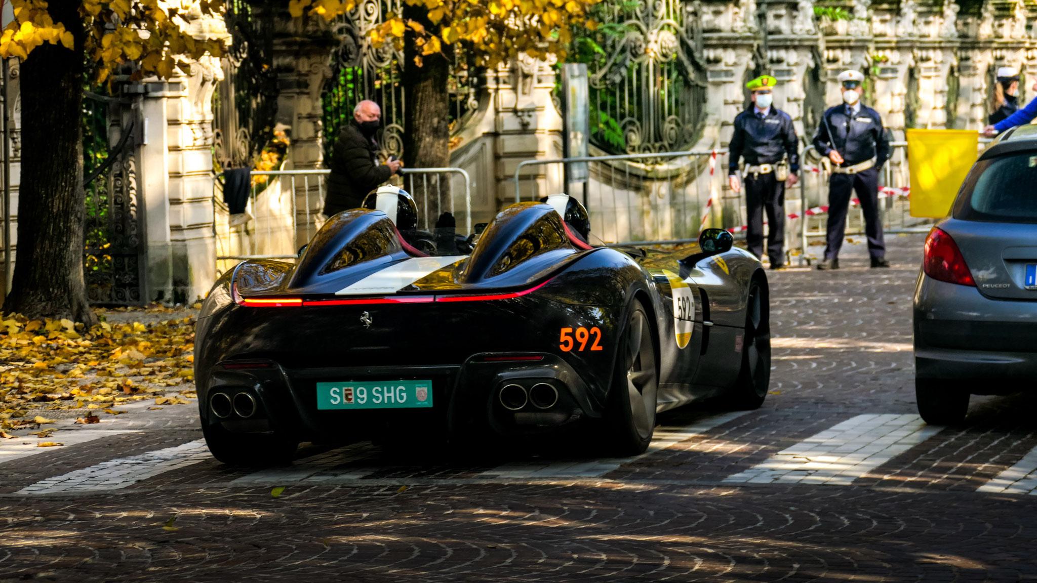 Ferrari Monza SP2 - S-9-SHG (AUT)