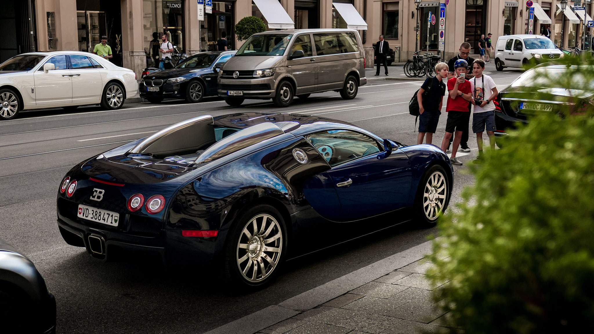 Bugatti Veyron 16.4 - VD-388471 (CH)