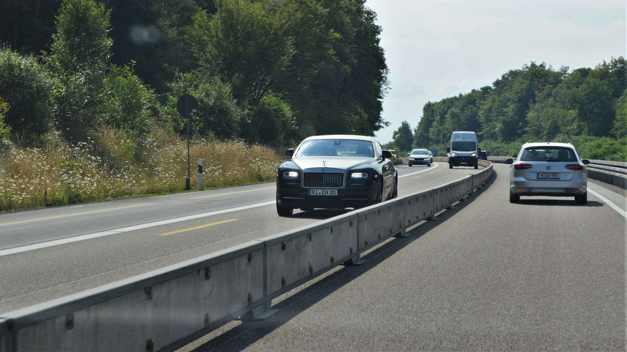 Rolls Royce Wraith - RI-EN-20