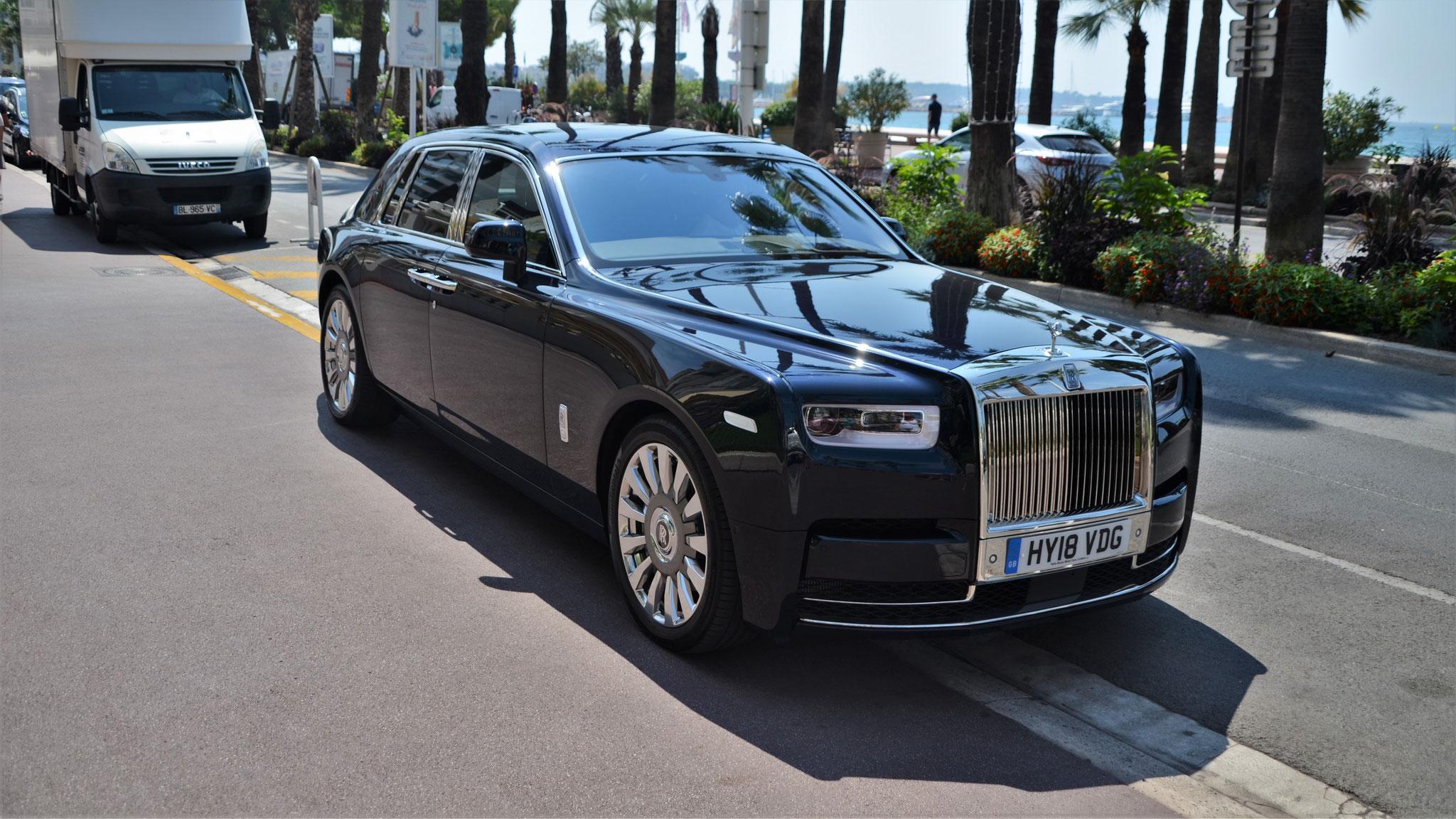 Rolls Royce Phantom - HY18-VDG (GB)