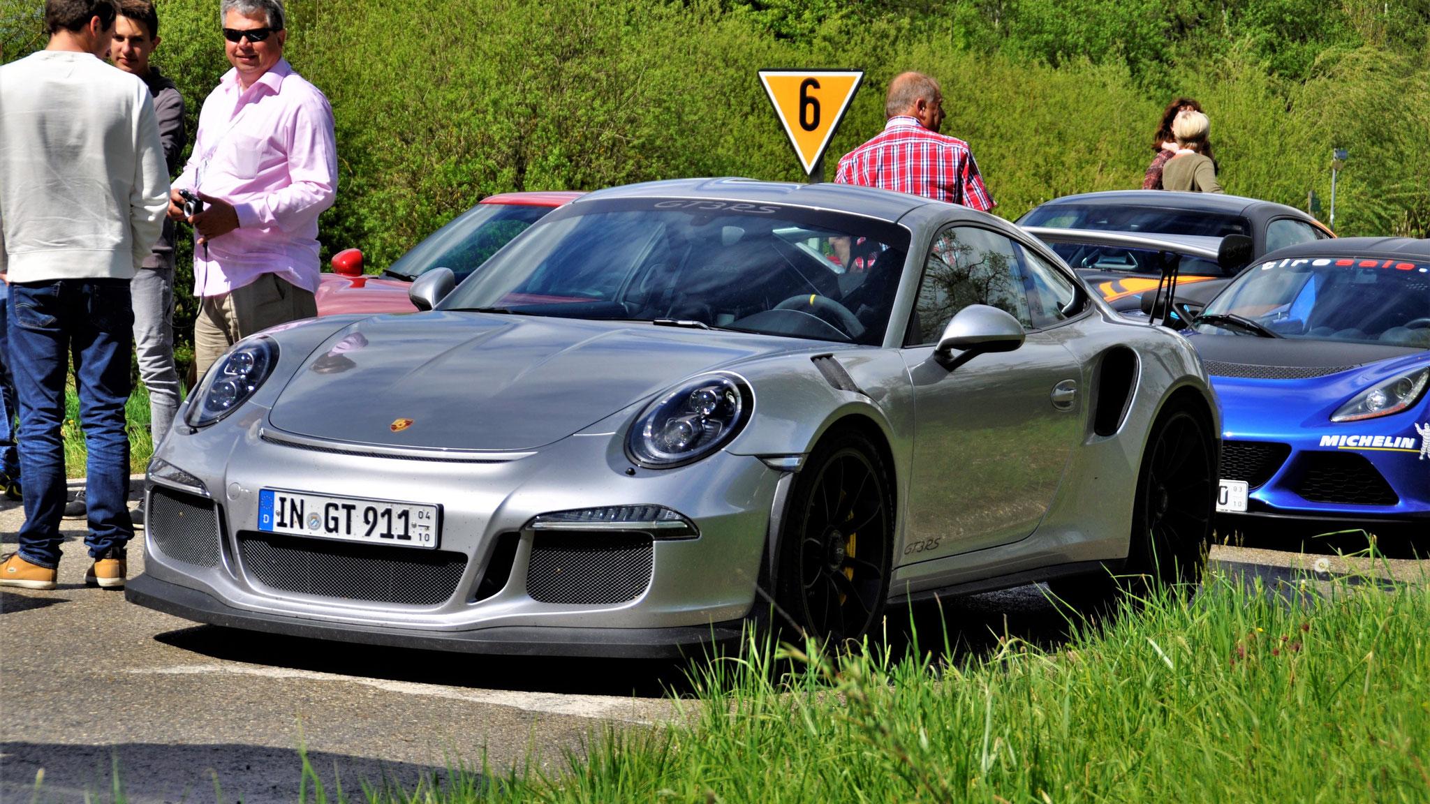 Porsche 911 GT3 RS - IN-GT-911