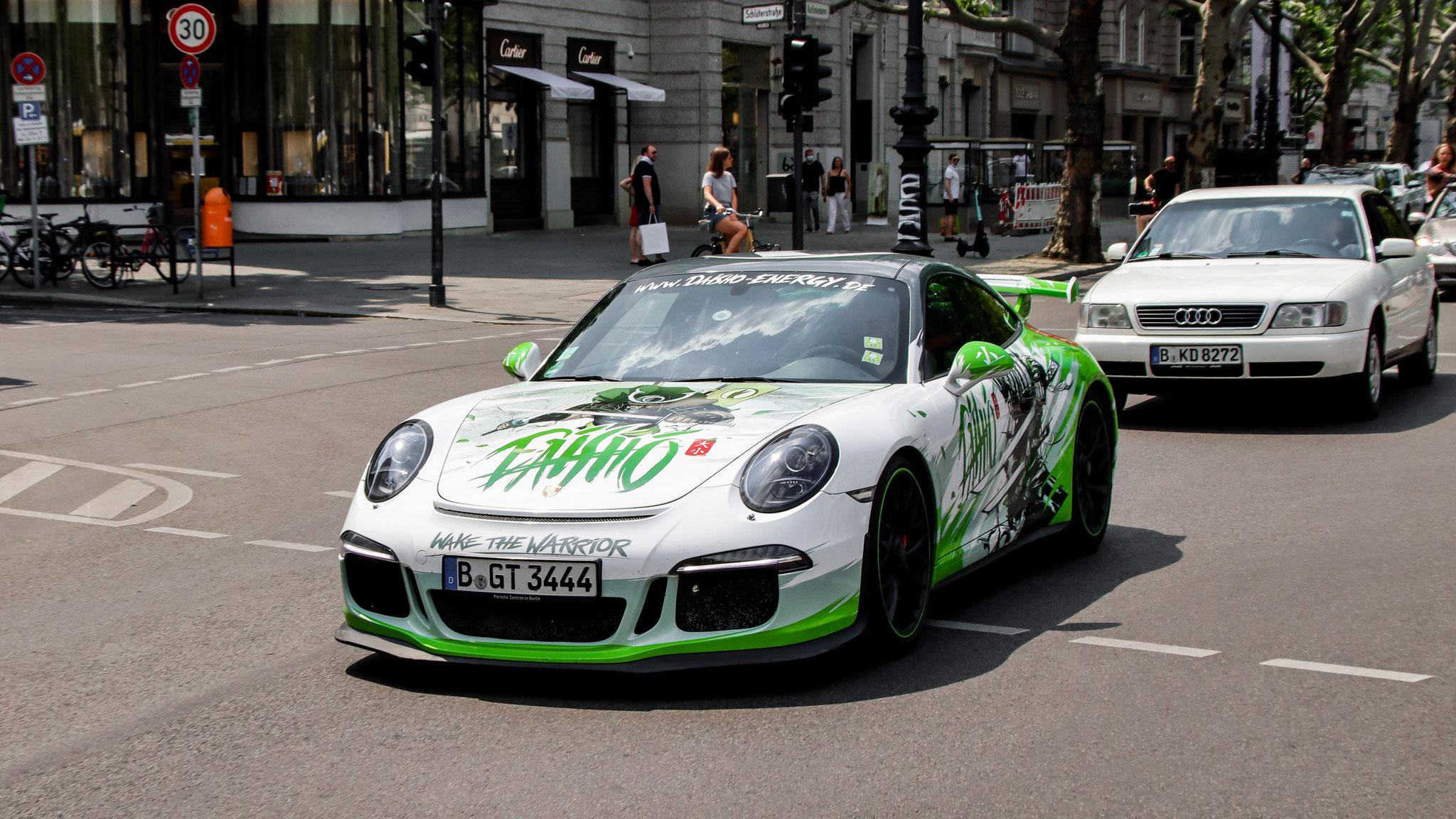 Porsche 991 GT3 - B-GT-3444