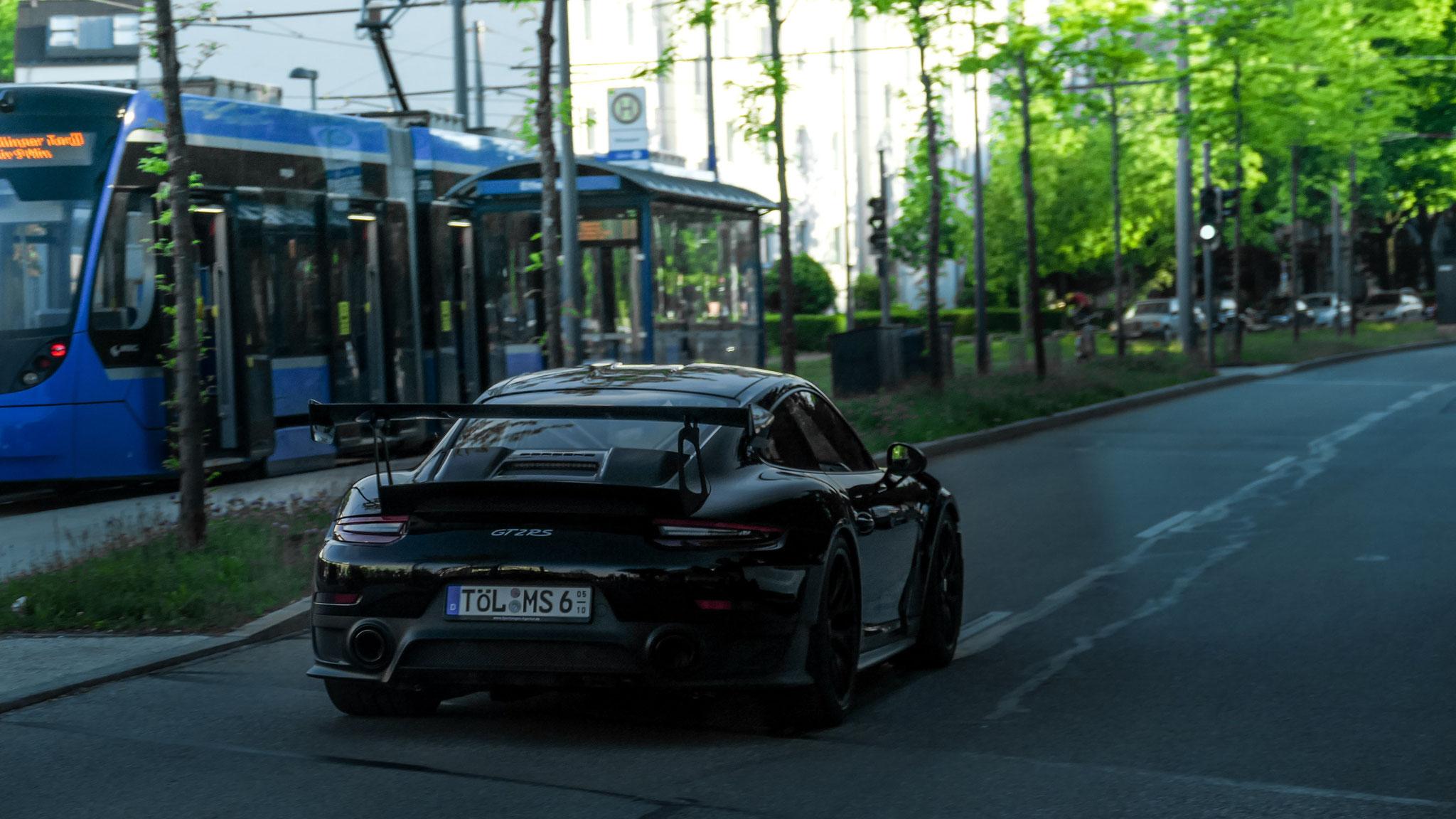 Porsche GT2 RS - TÖL-MS-6