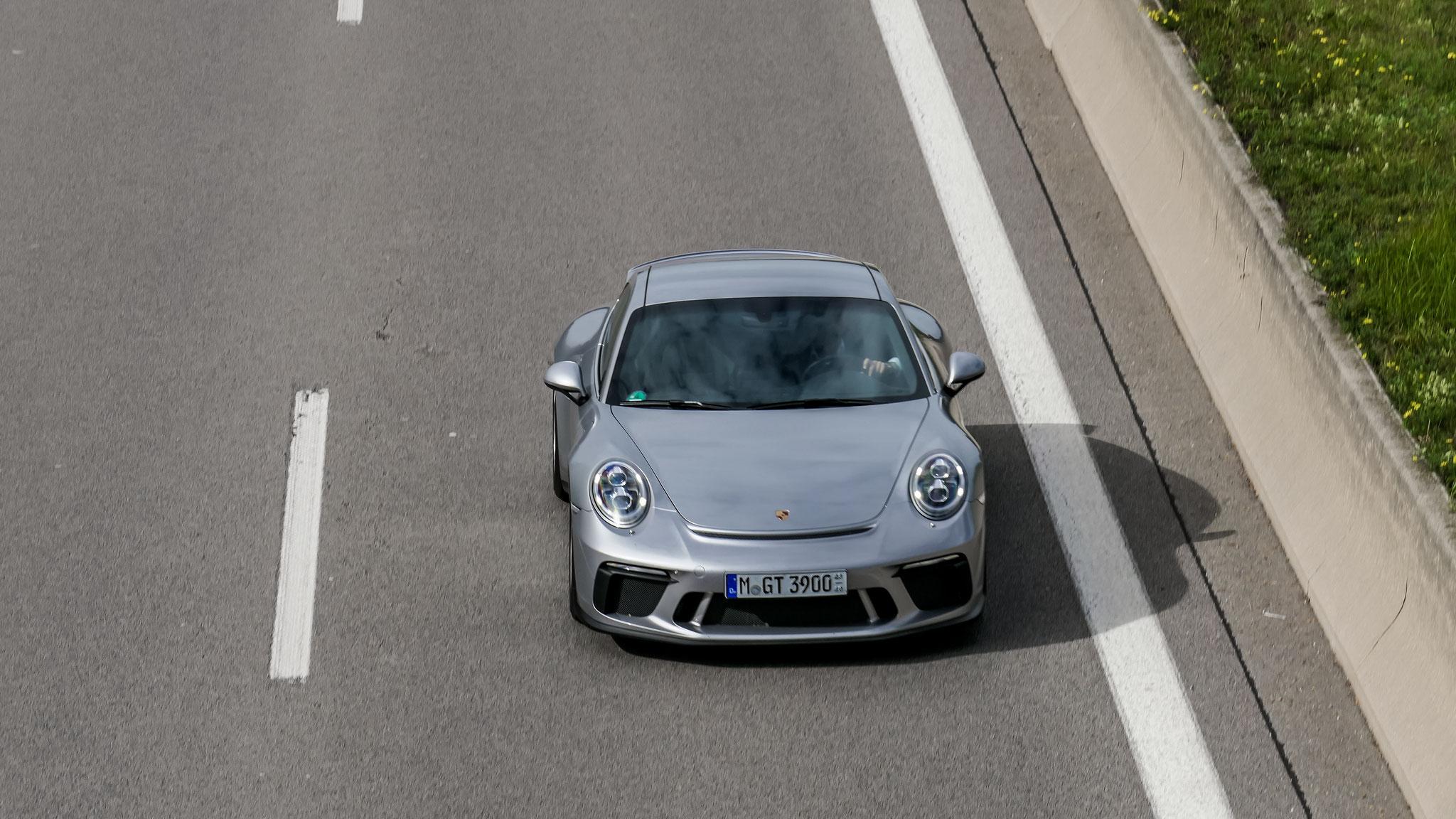 Porsche 991 GT3 Touring Package - M-GT-3900