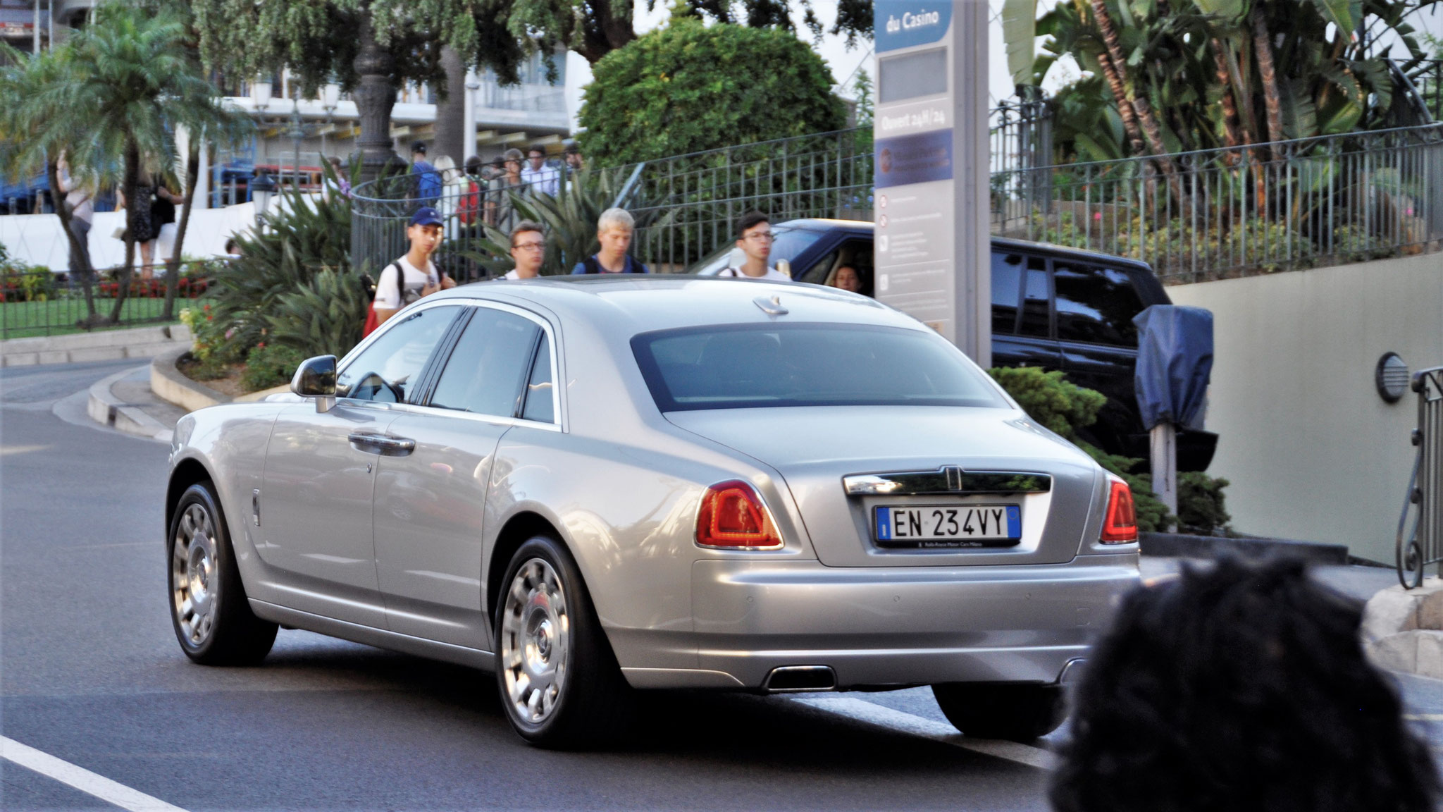Rolls Royce Ghost - EN-234-VY (ITA)