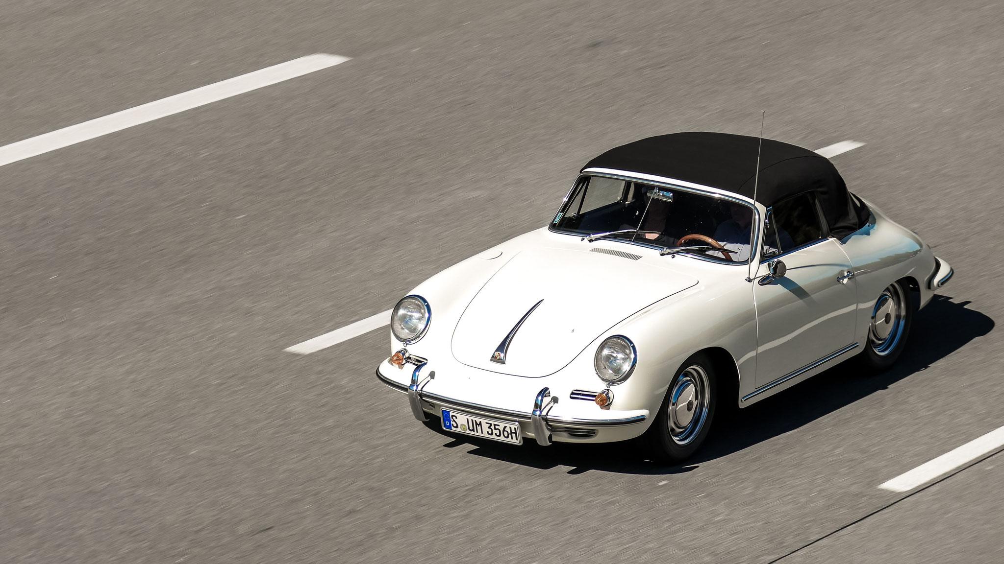 Porsche 356 Cabrio - S-UM-356H
