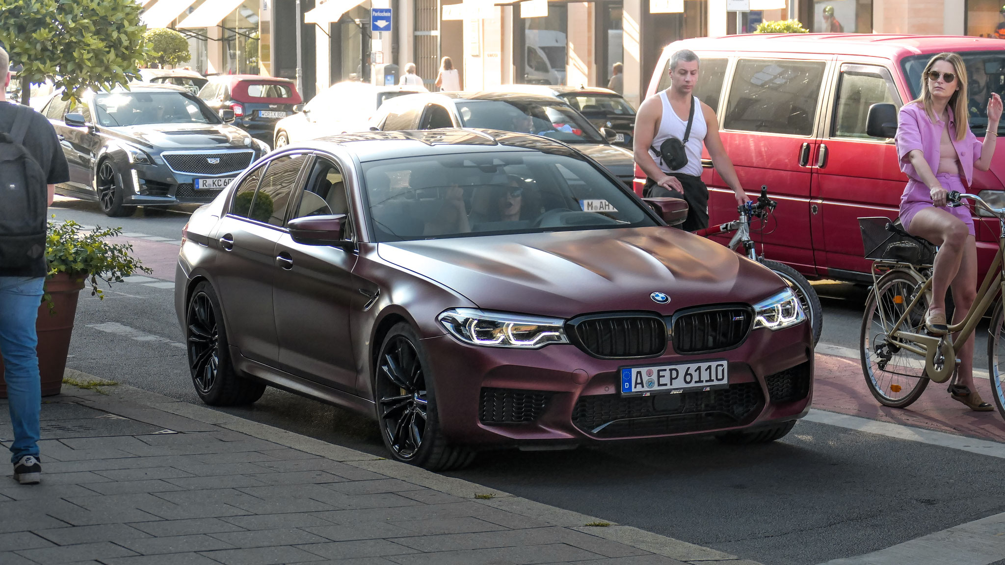 BMW M5 First Edition (1 of 400) - A-EP-6110