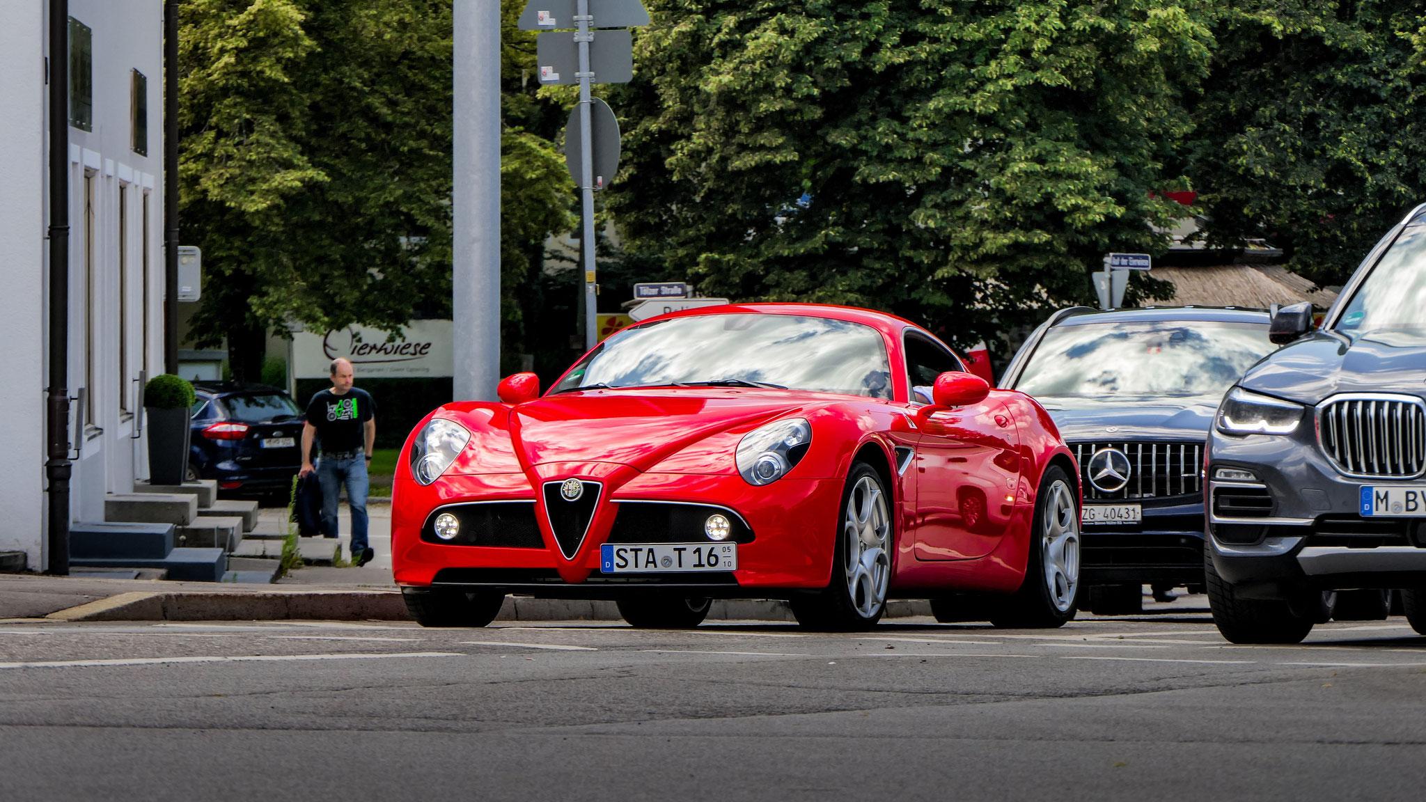 Alfa Romeo 8C - STA-T-16
