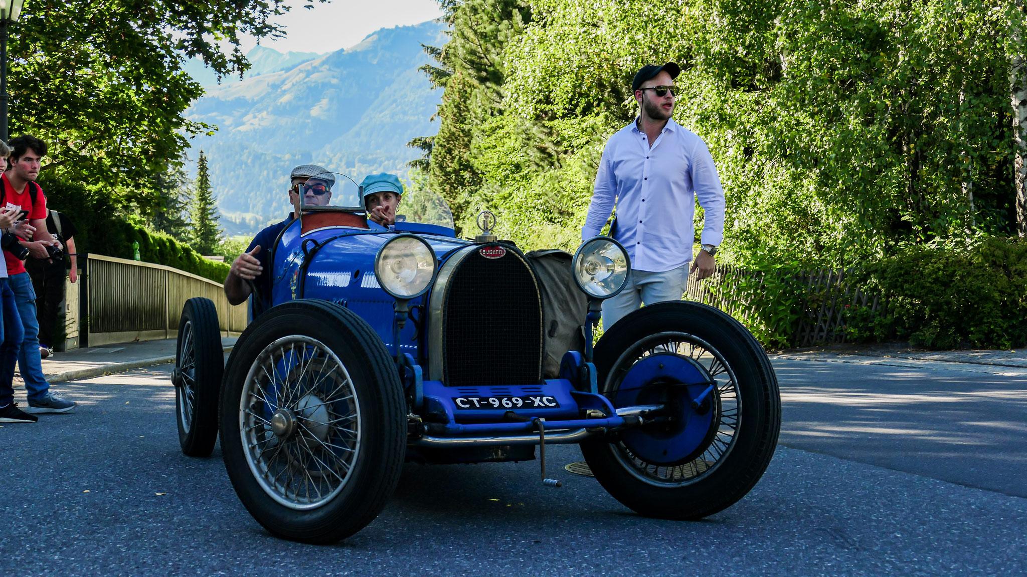 Bugatti Type 35 - CT-969-XC (ITA)