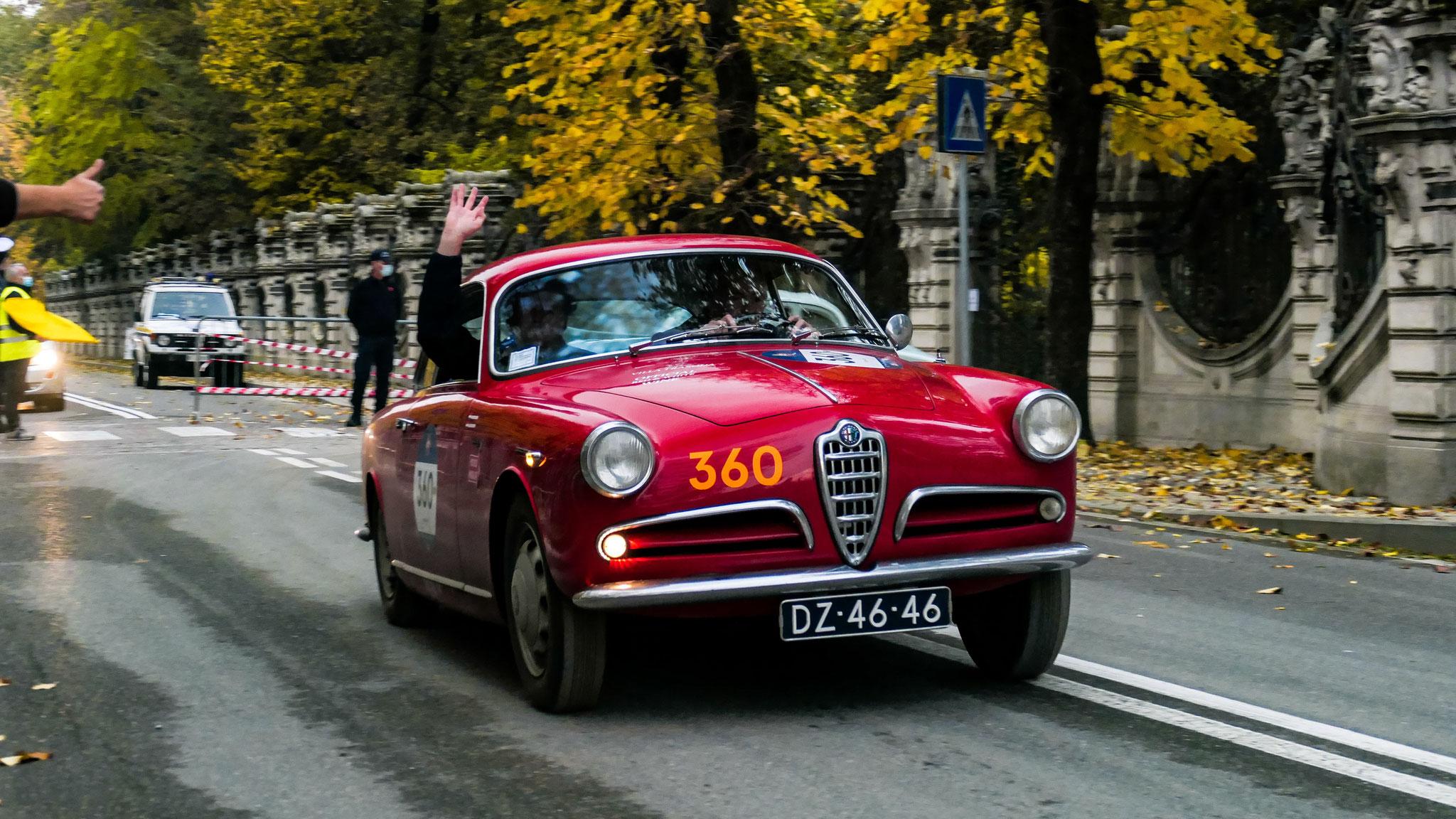 Alfa Romeo Giulietta Sprint - DZ-46-46 (NL)