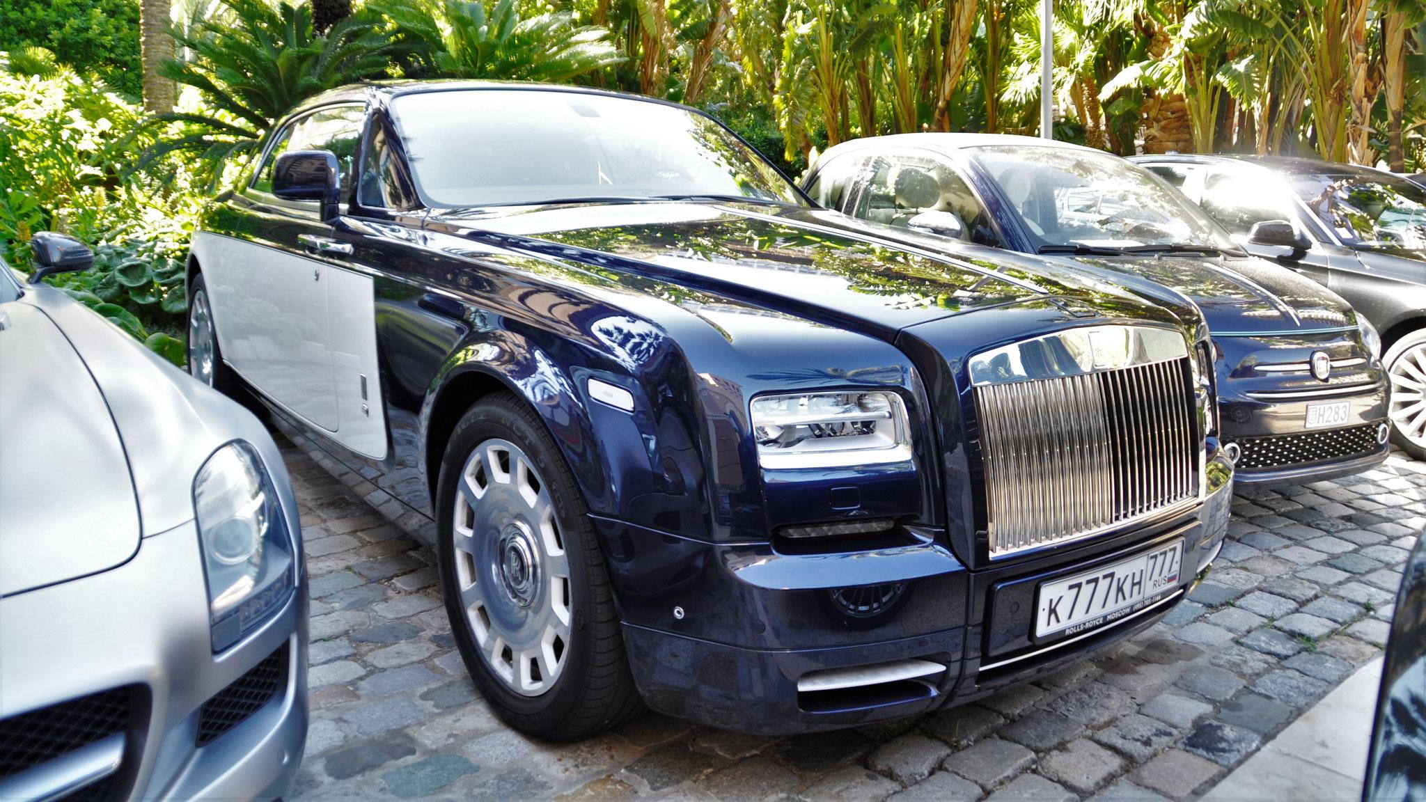 Rolls Royce Drophead Coupé - K-777-KH-777 (RUS)