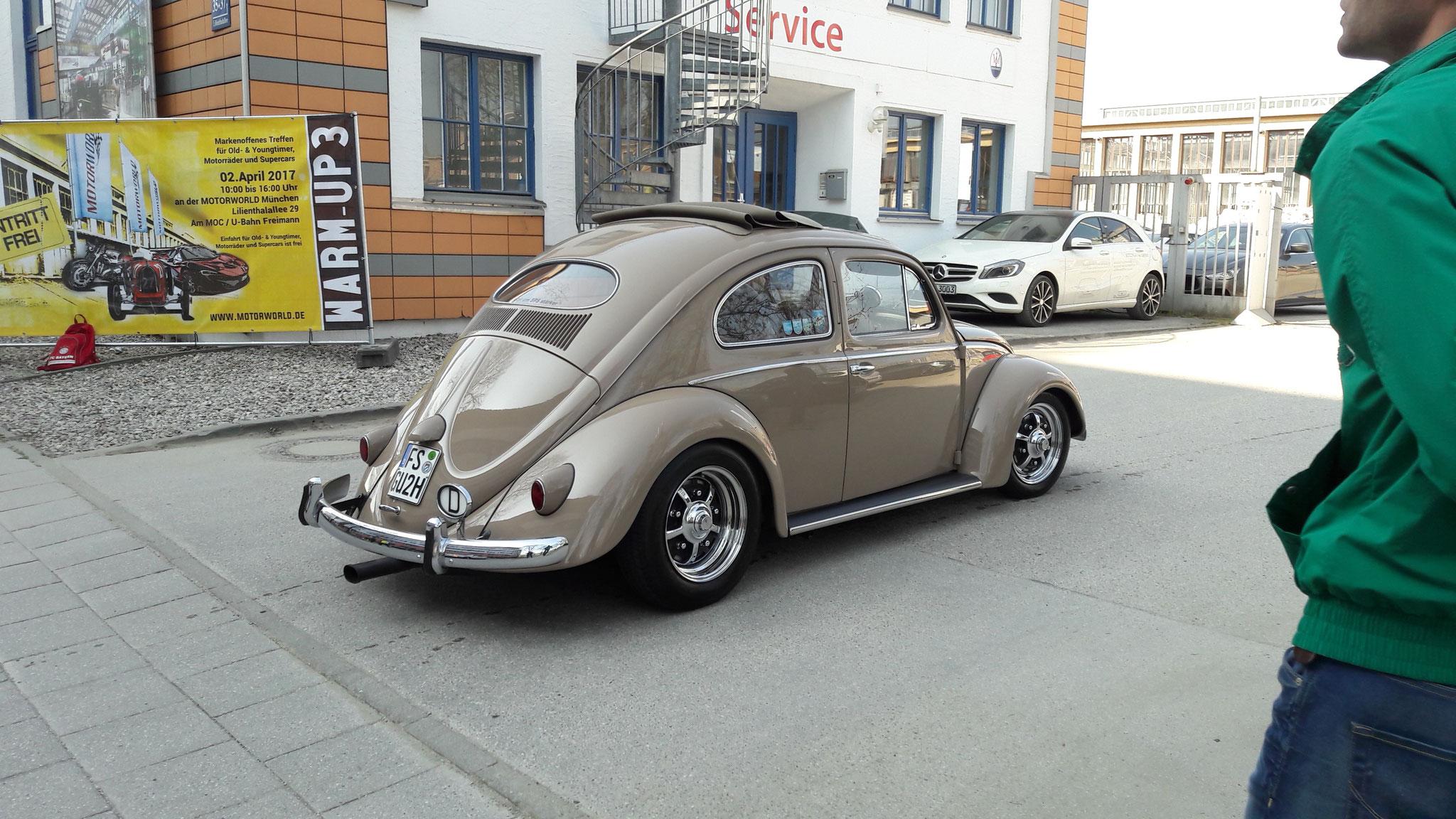 VW Käfer -FS-GU-2H
