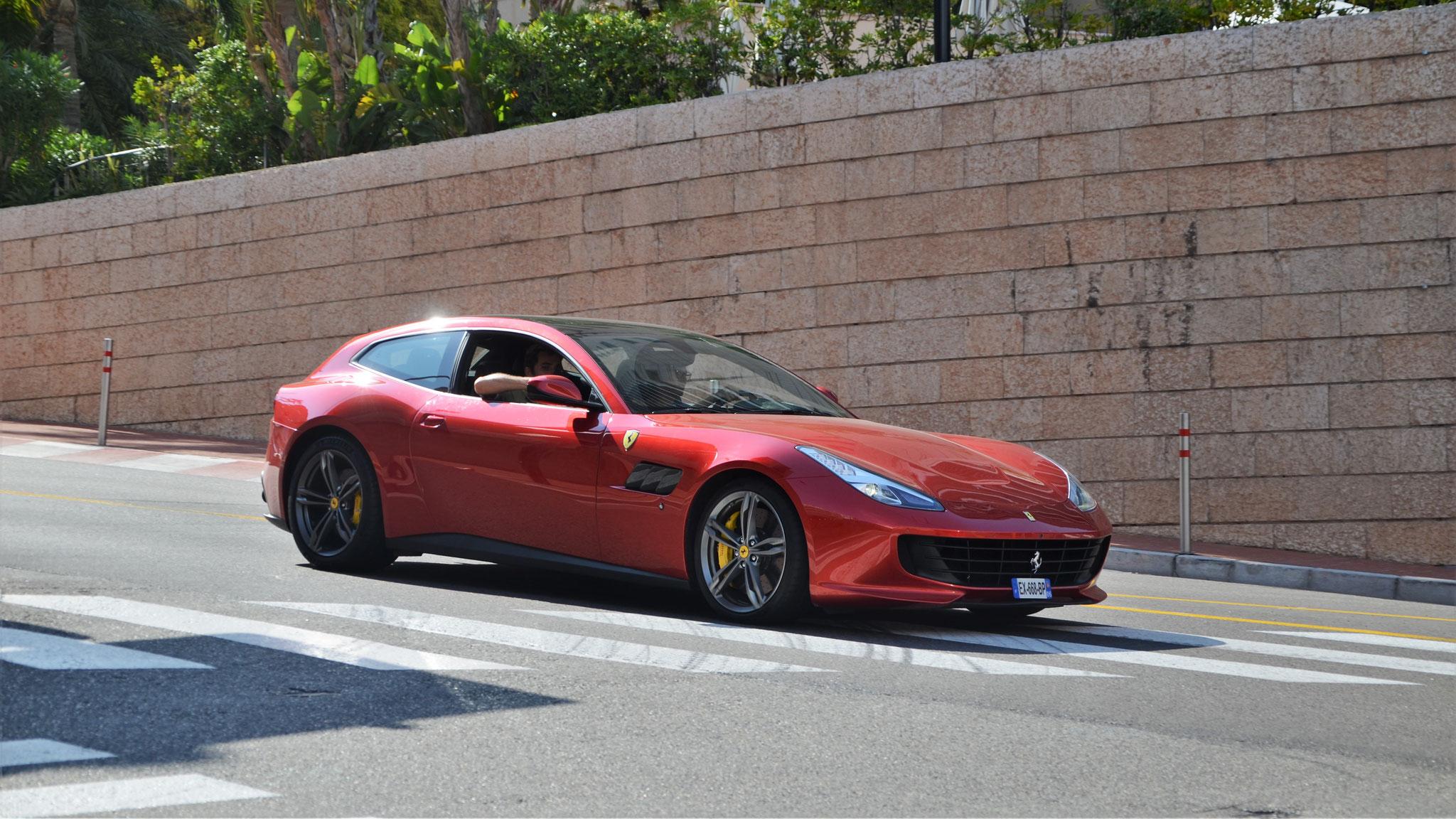 Ferrari GTC4 Lusso - EX-668-BP-06 (FRA)