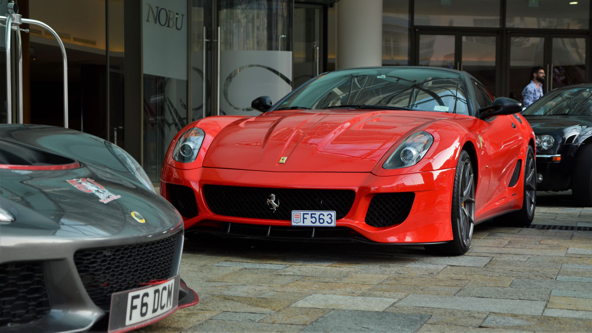 Ferrari 599 GTO (Fake) - F563 (MC)