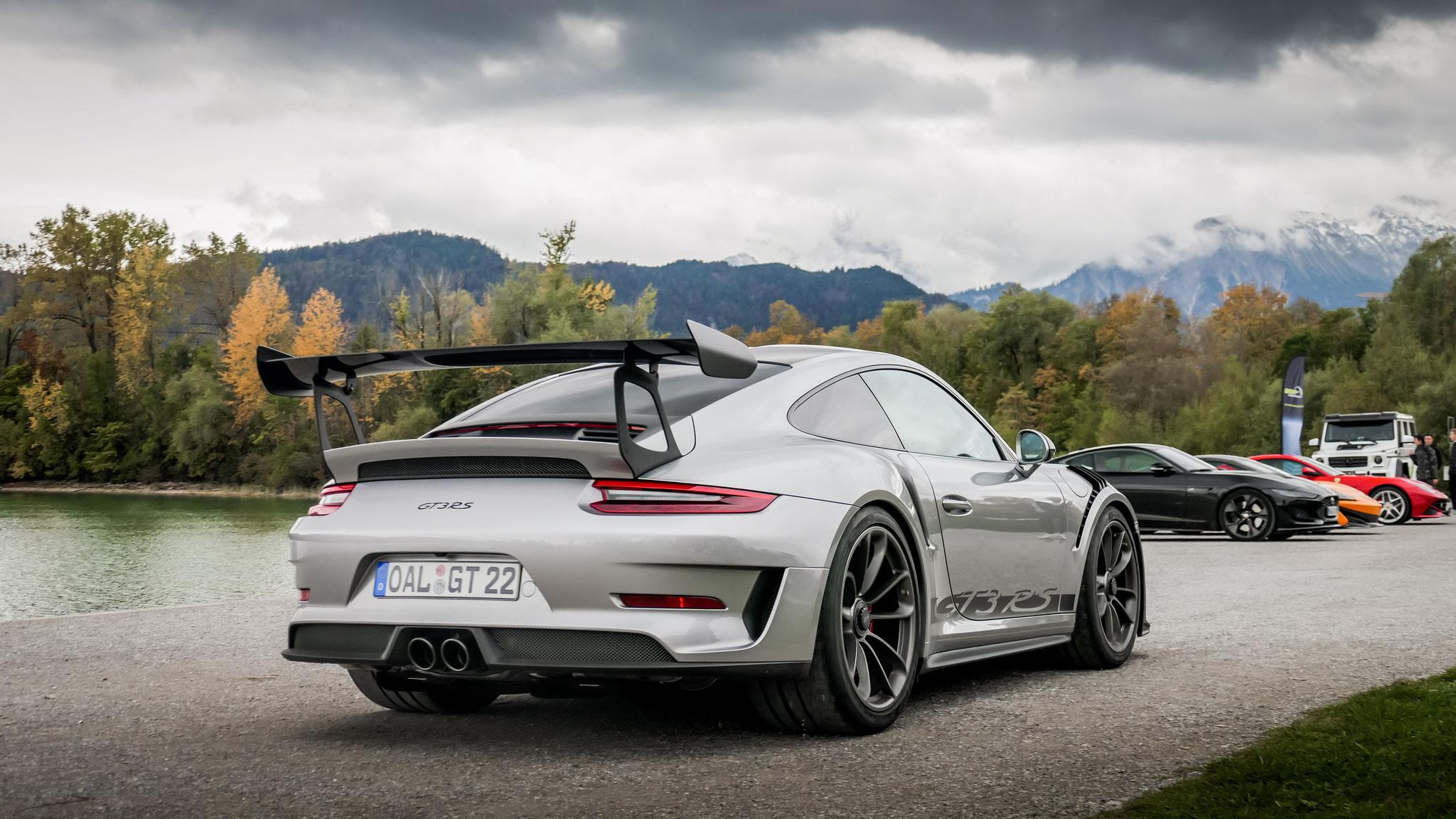 Porsche 911 991.2 GT3 RS - OAL-GT-22