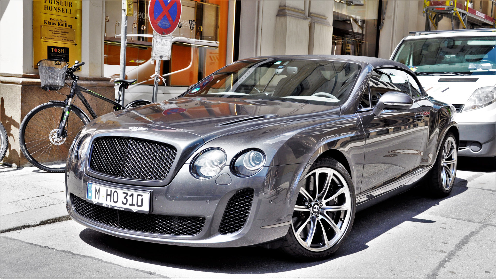 Bentley Continental GTC Supersports - M-HO-310
