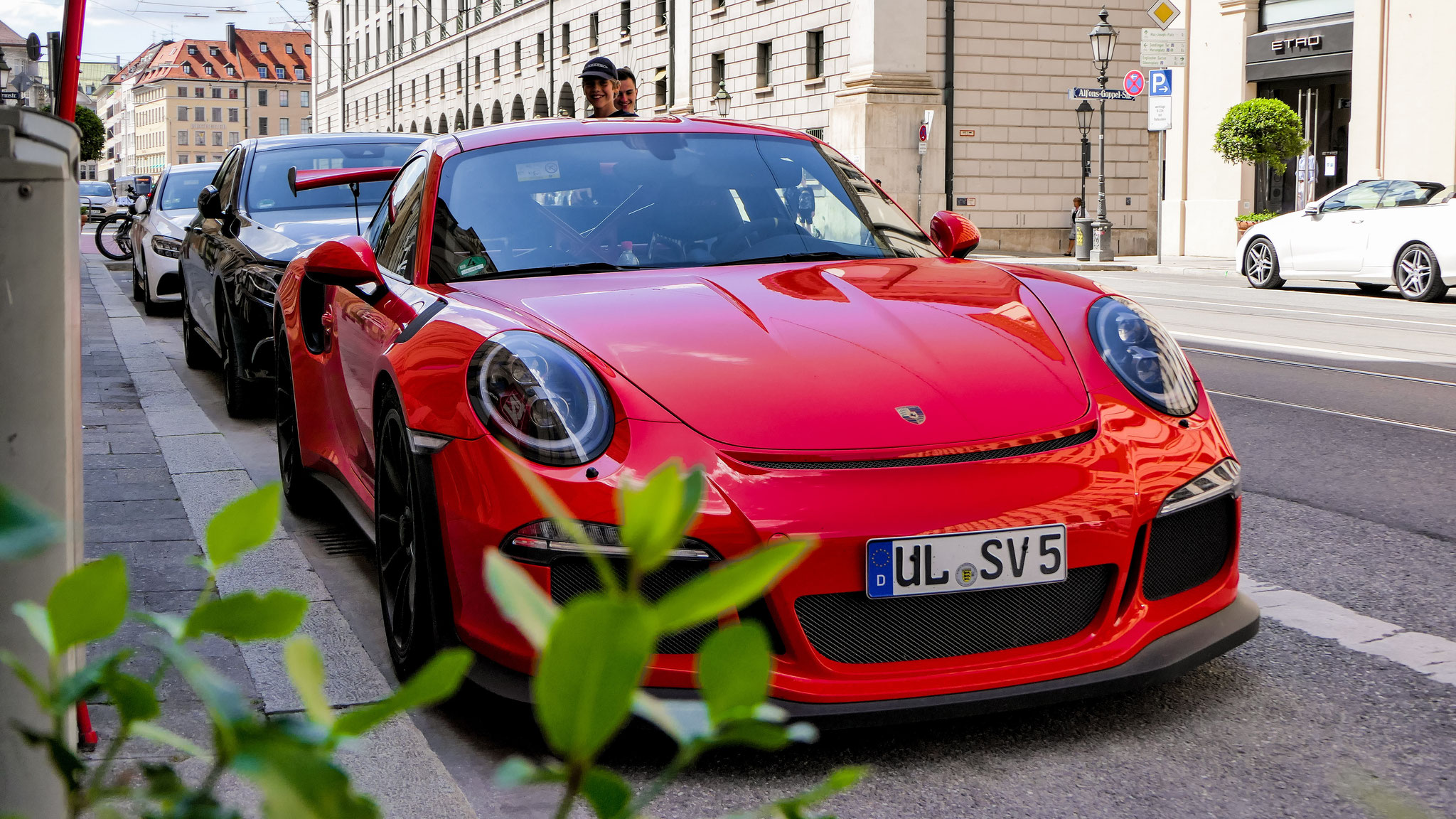 Porsche 911 GT3 RS - UL-SV-5