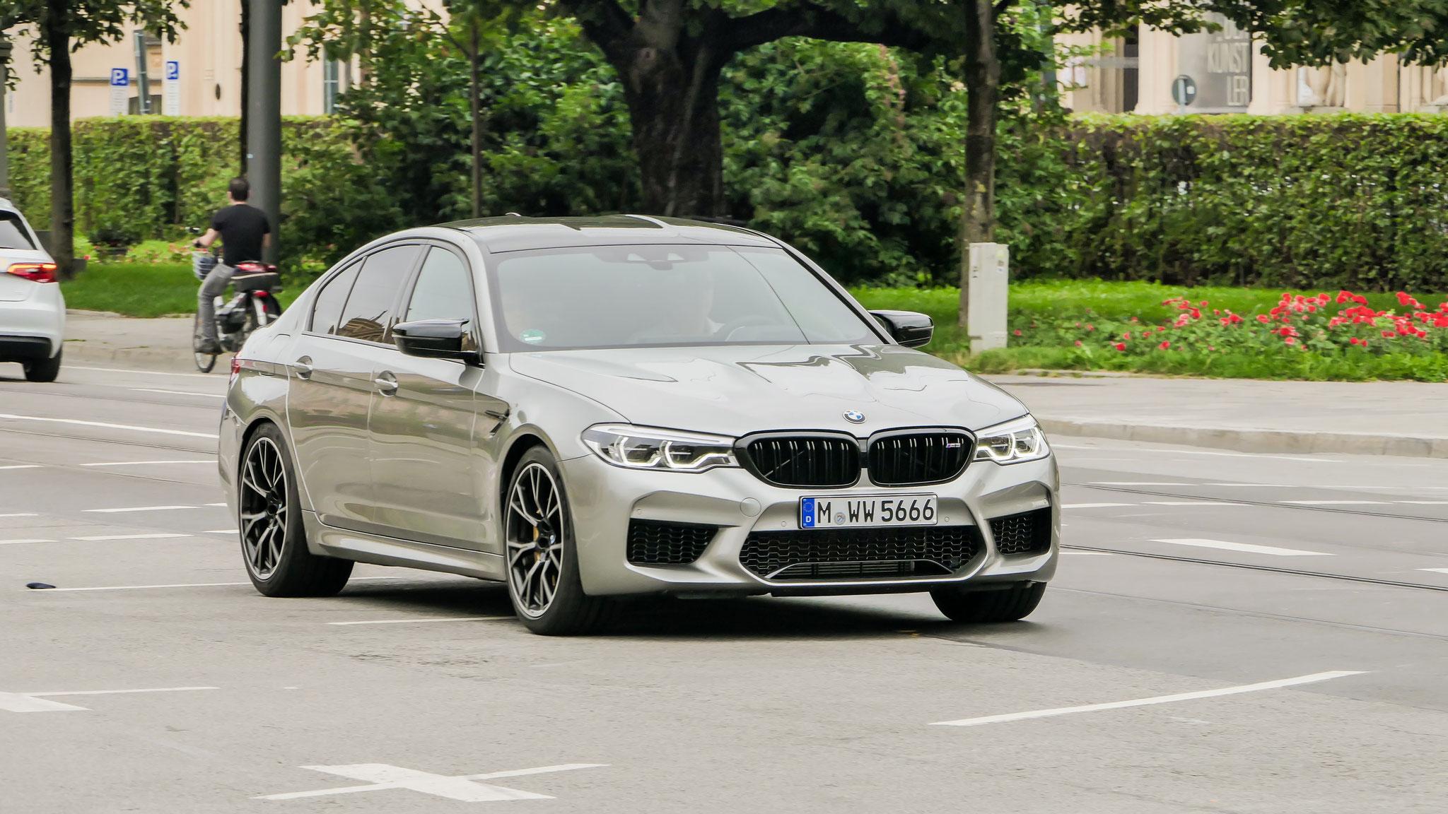 BMW M5 - M-WW-5666