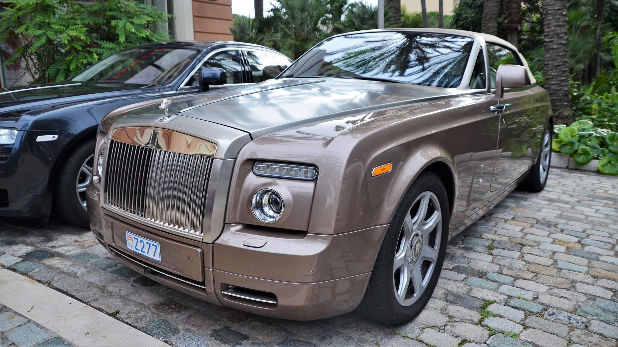 Rolls Royce Drophead - Z277 (MC)