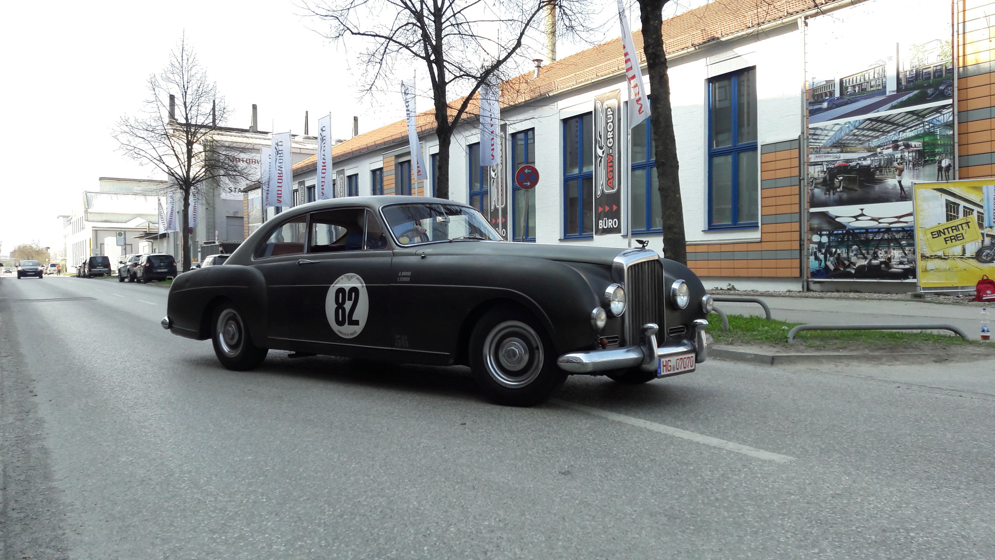 Bentley S1 Continental - HG-07070