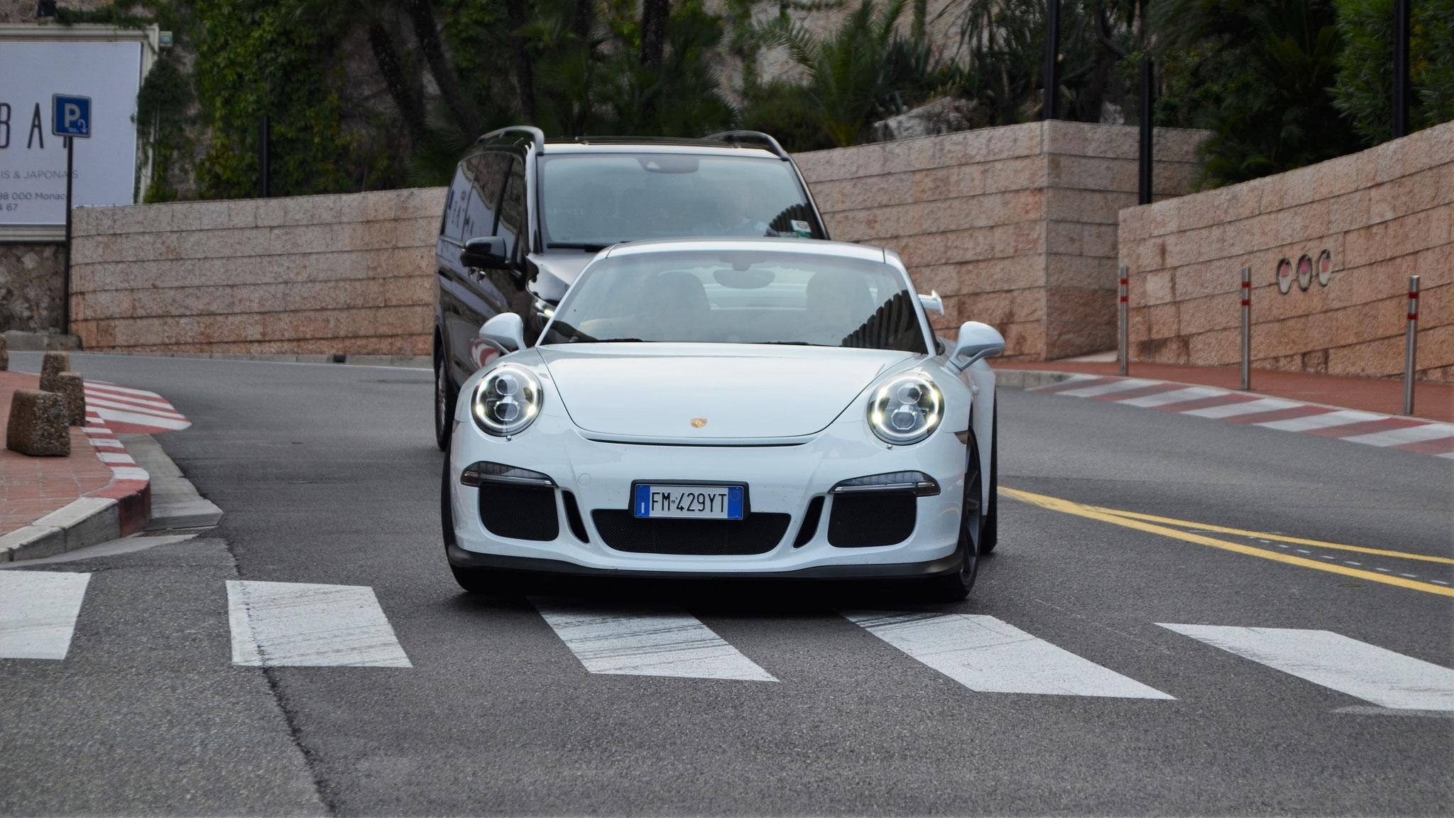 Porsche 991 GT3 - FM-429-YT (ITA)