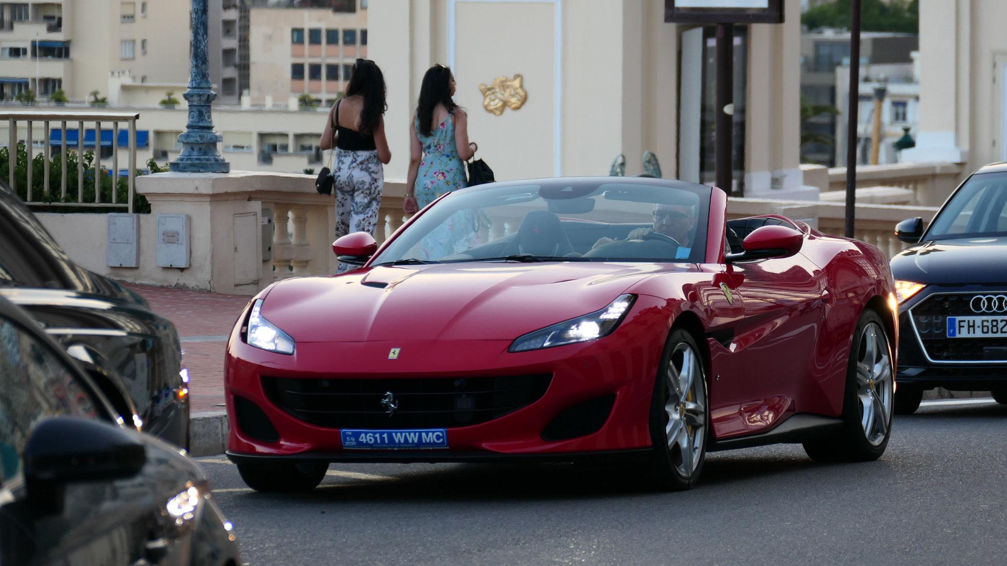 Ferrari Portofino - 4611-WW-MC (MC)