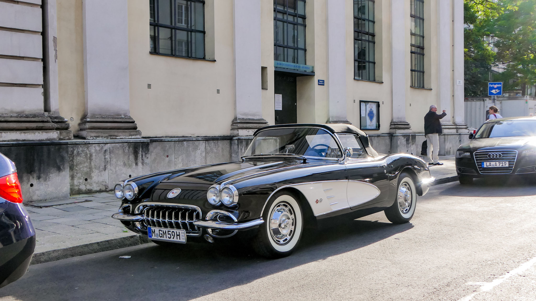 Chevrolet Corvette C1 - M-GM-59H