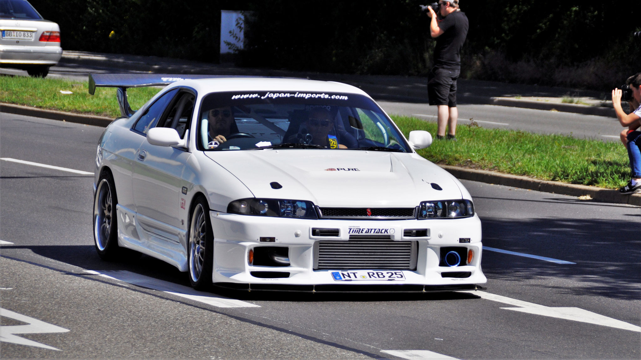 Nissan R33 GT-R - NZ-RB-25