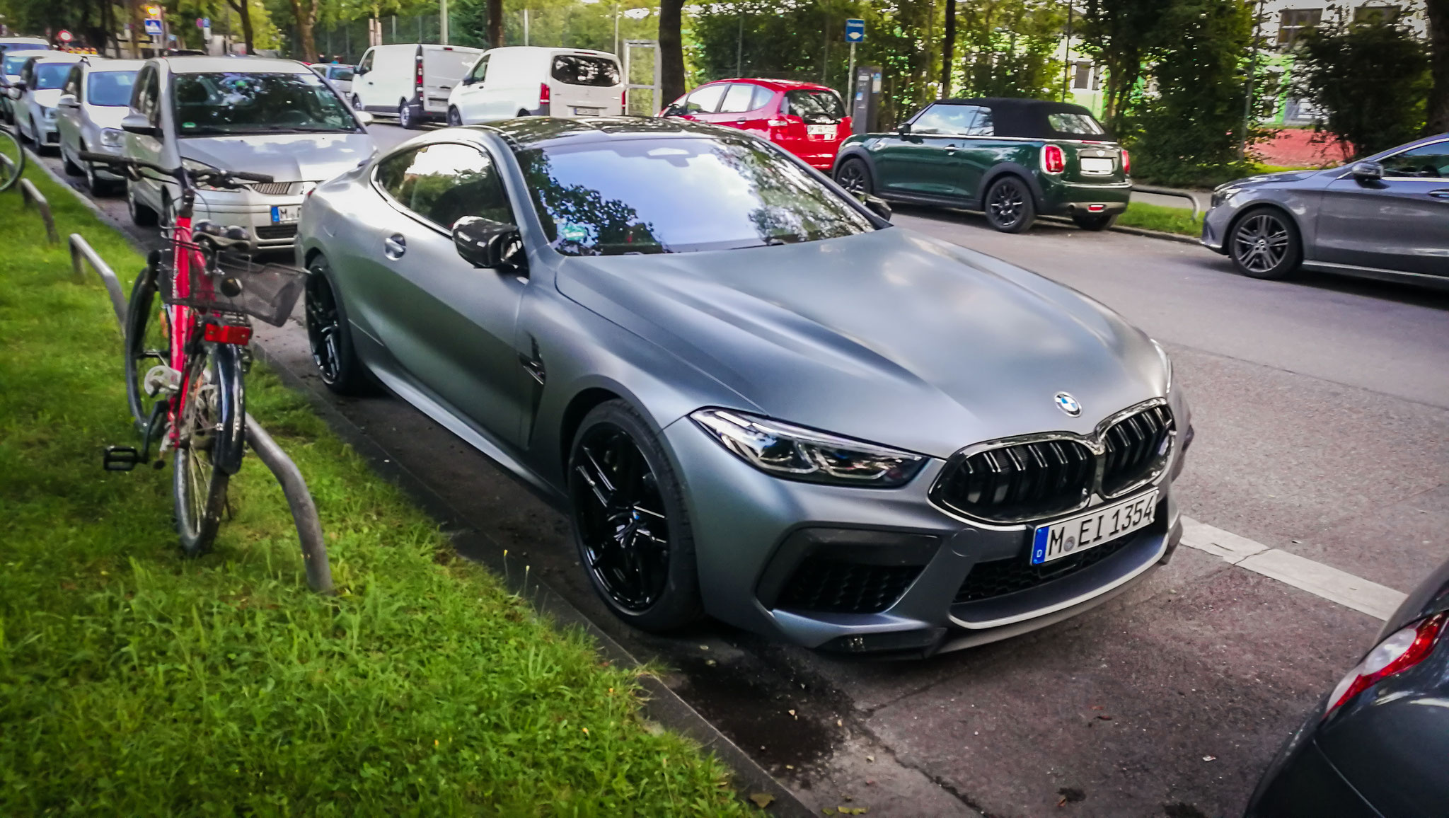 BMW M8 Competition - M-EI-1354