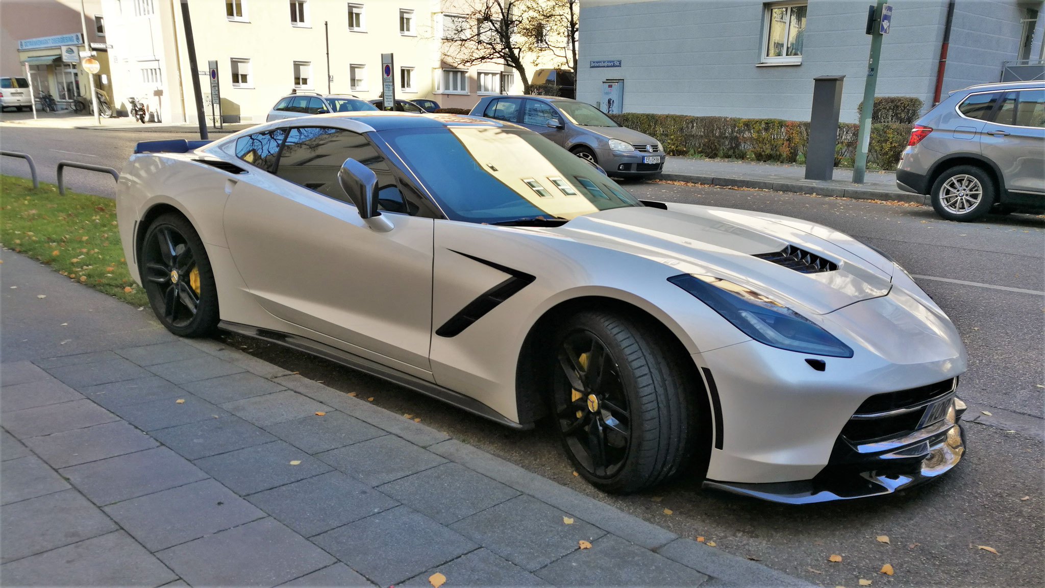 Chevrolet Corvette C7 Stingray - WOR-MK-6
