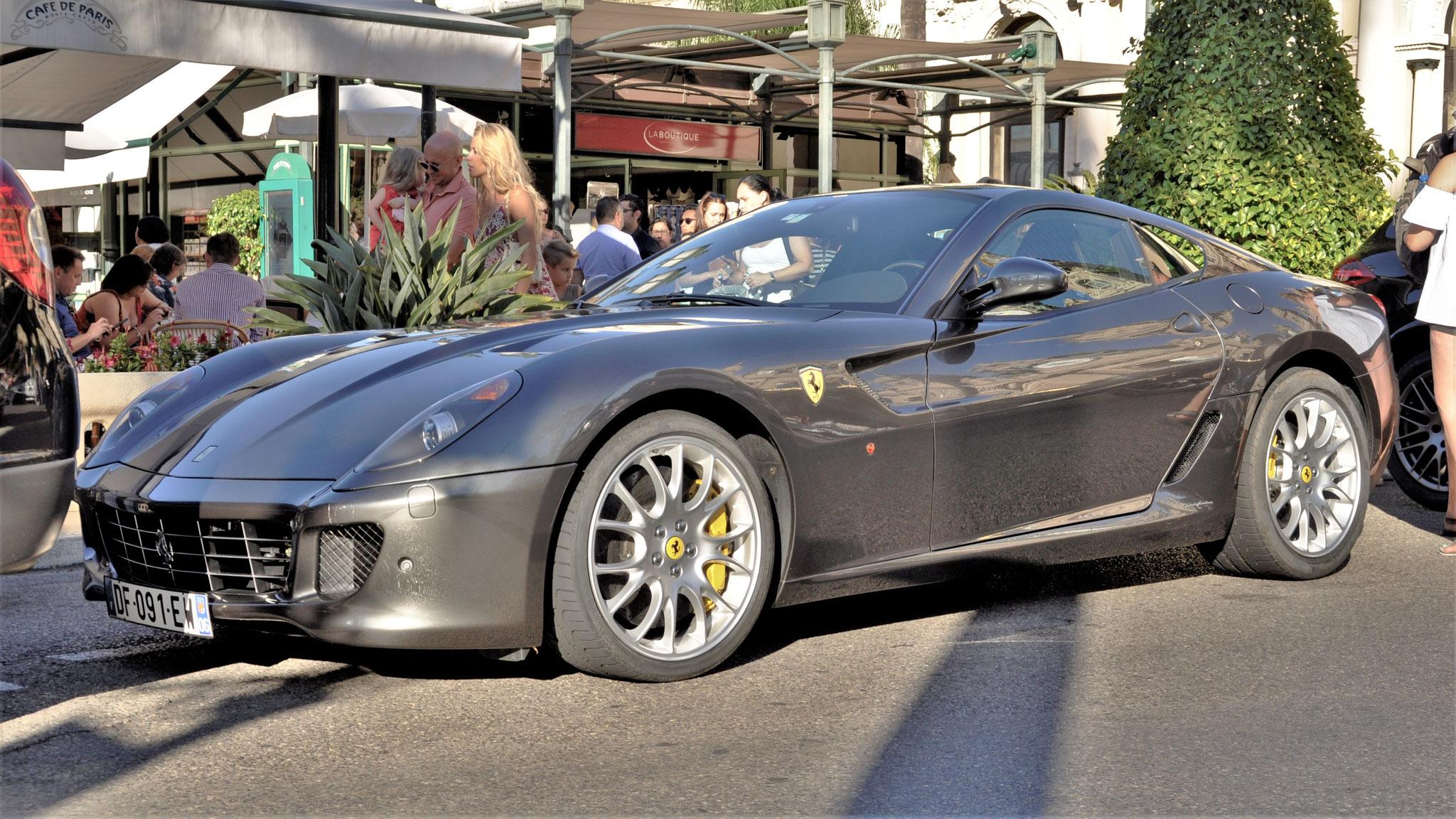Ferrari 599 GTB - DF-091-EW-06 (FRA)