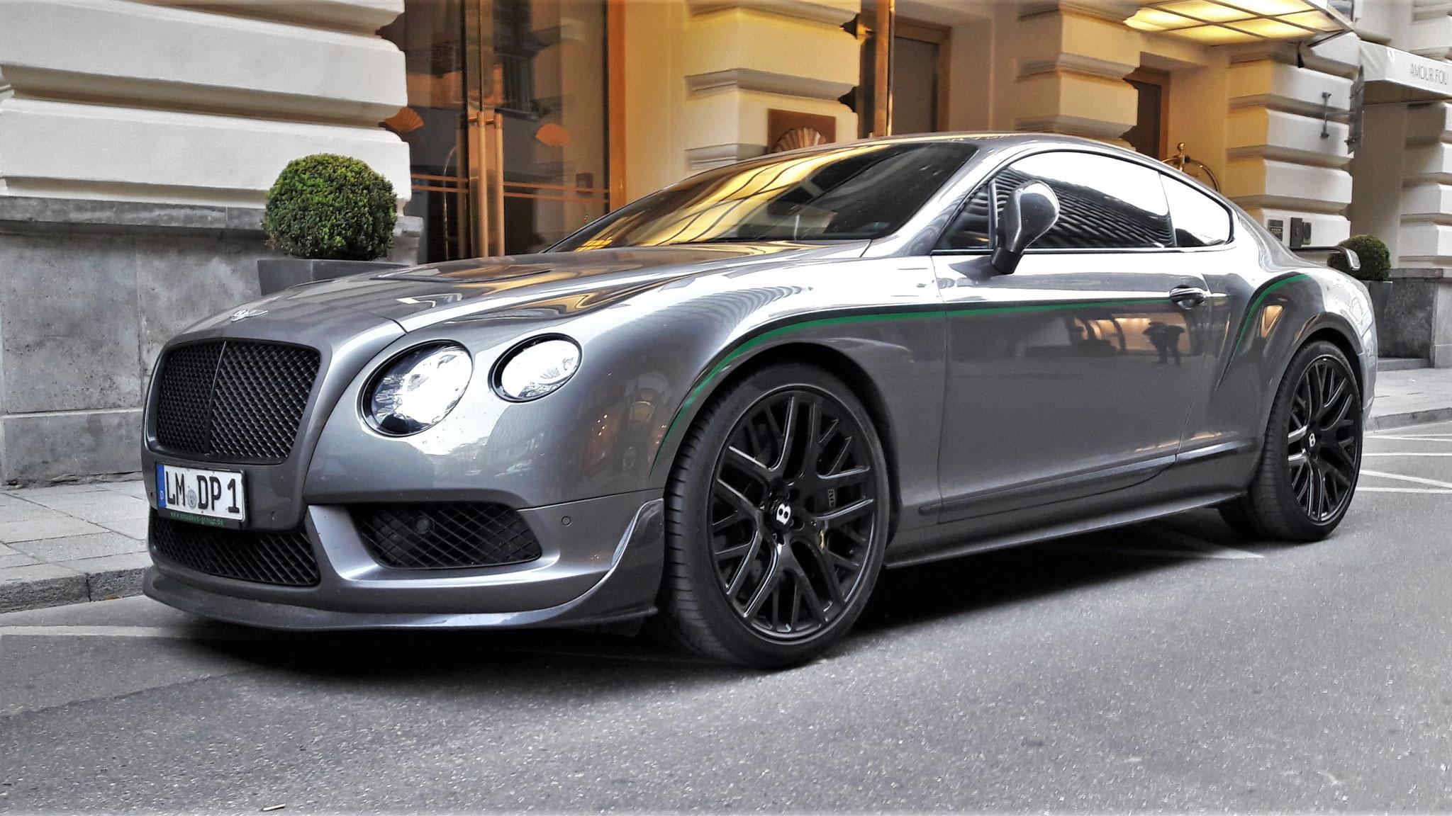 Bentley Continental GT3 R - LM-DP-1