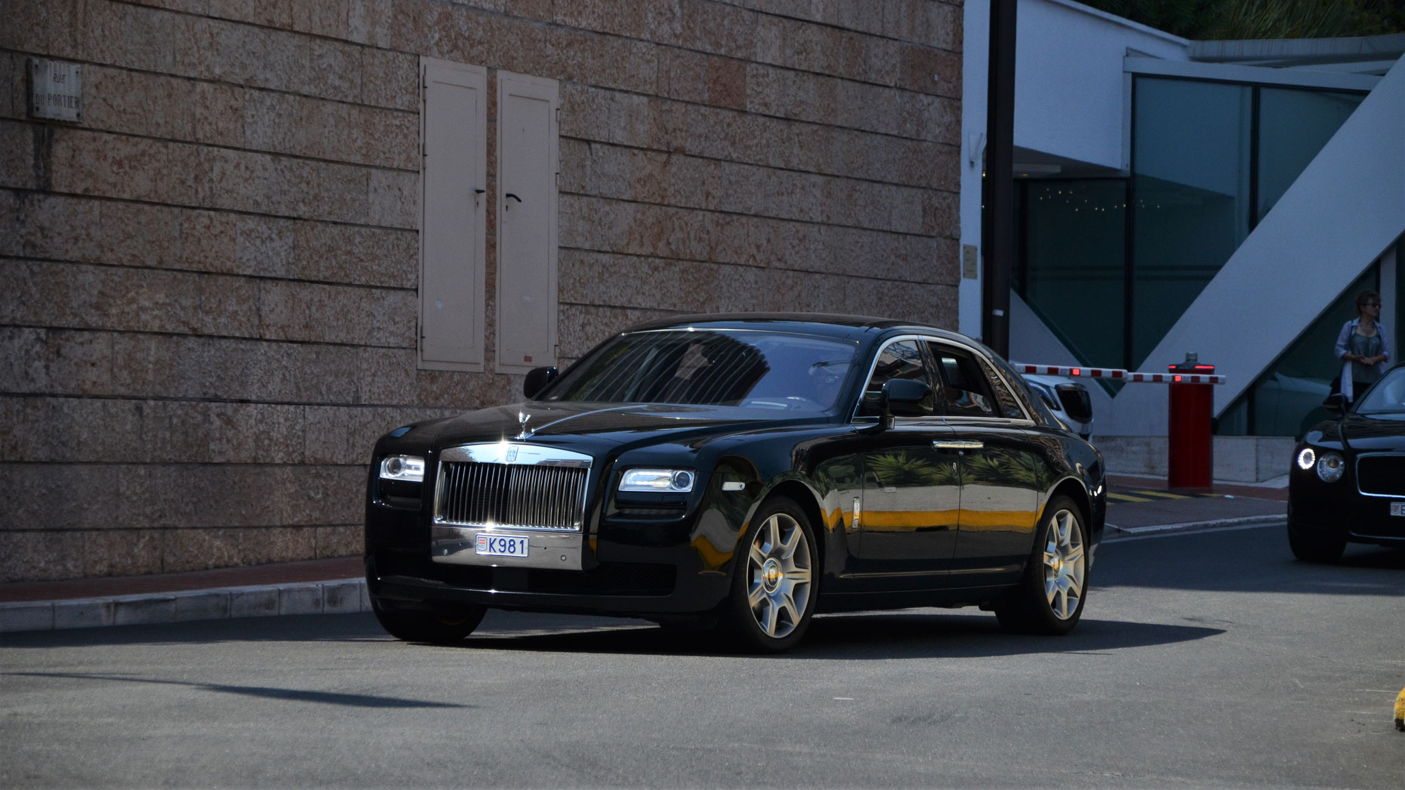 Rolls Royce Ghost - K981 (MC)