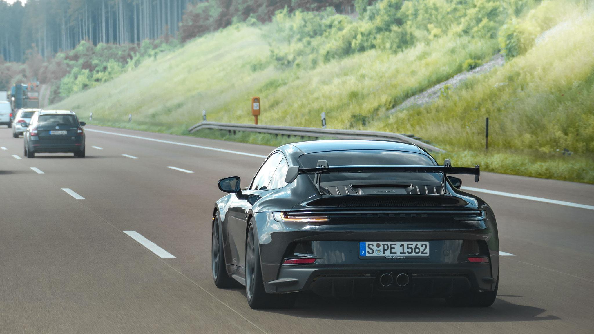 Porsche 992 GT3 - S-PE-1562