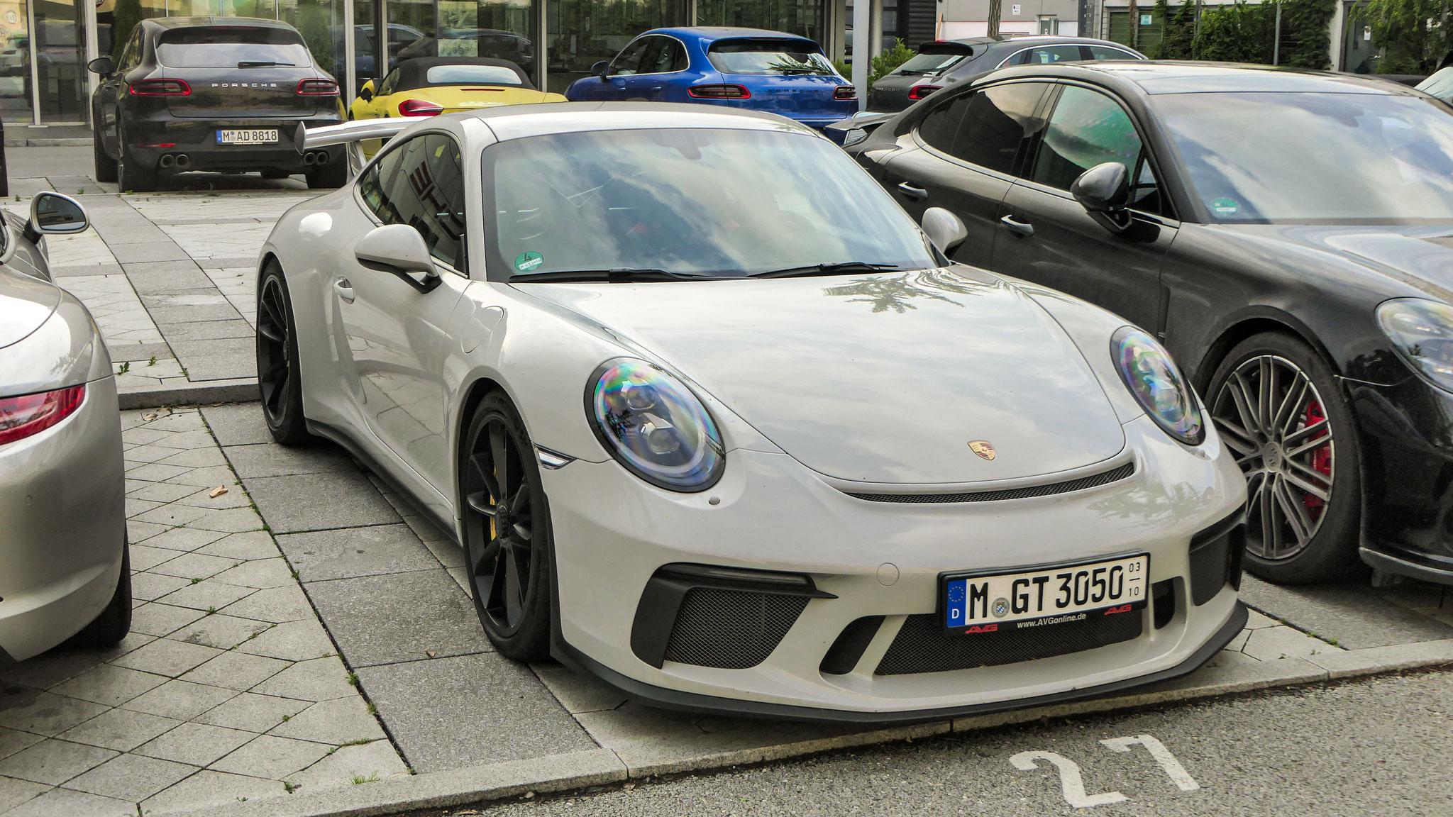 Porsche 991 GT3 - M-GT-3050