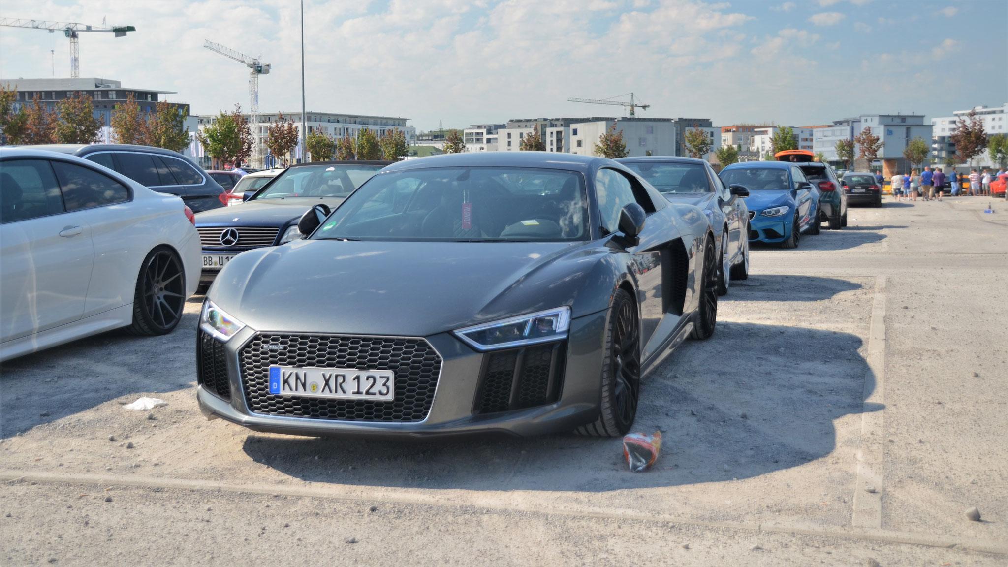 Audi R8 V10 - KN-XR-123