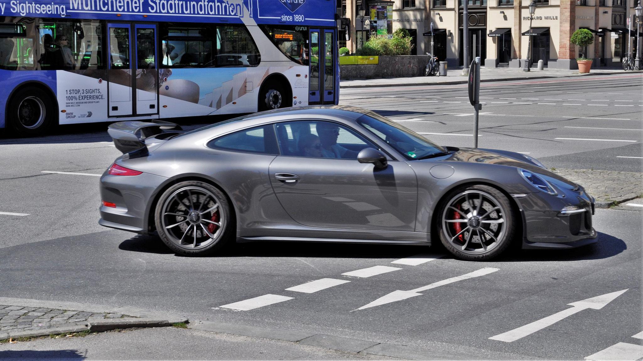 Porsche 991 GT3 - M-FM-9910