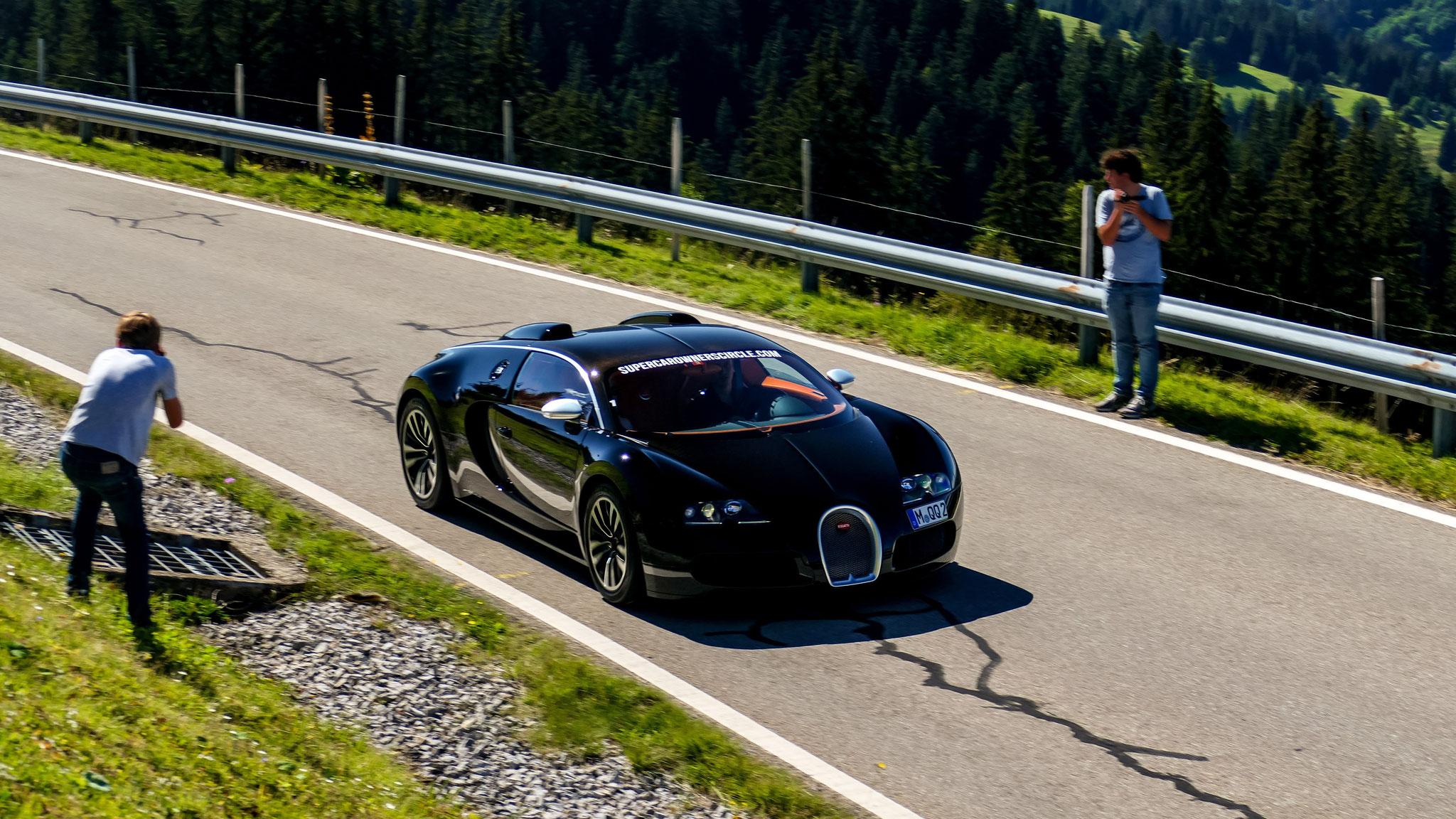 Bugatti Veyron Sang Noir - M-QQ-2