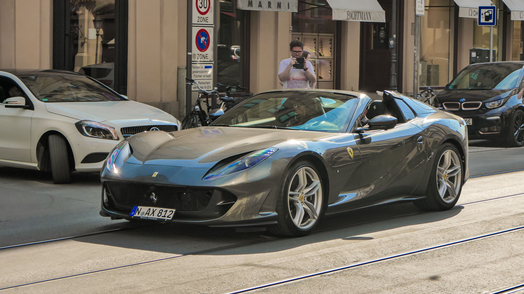 Ferrari 812 GTS - N-AX-812