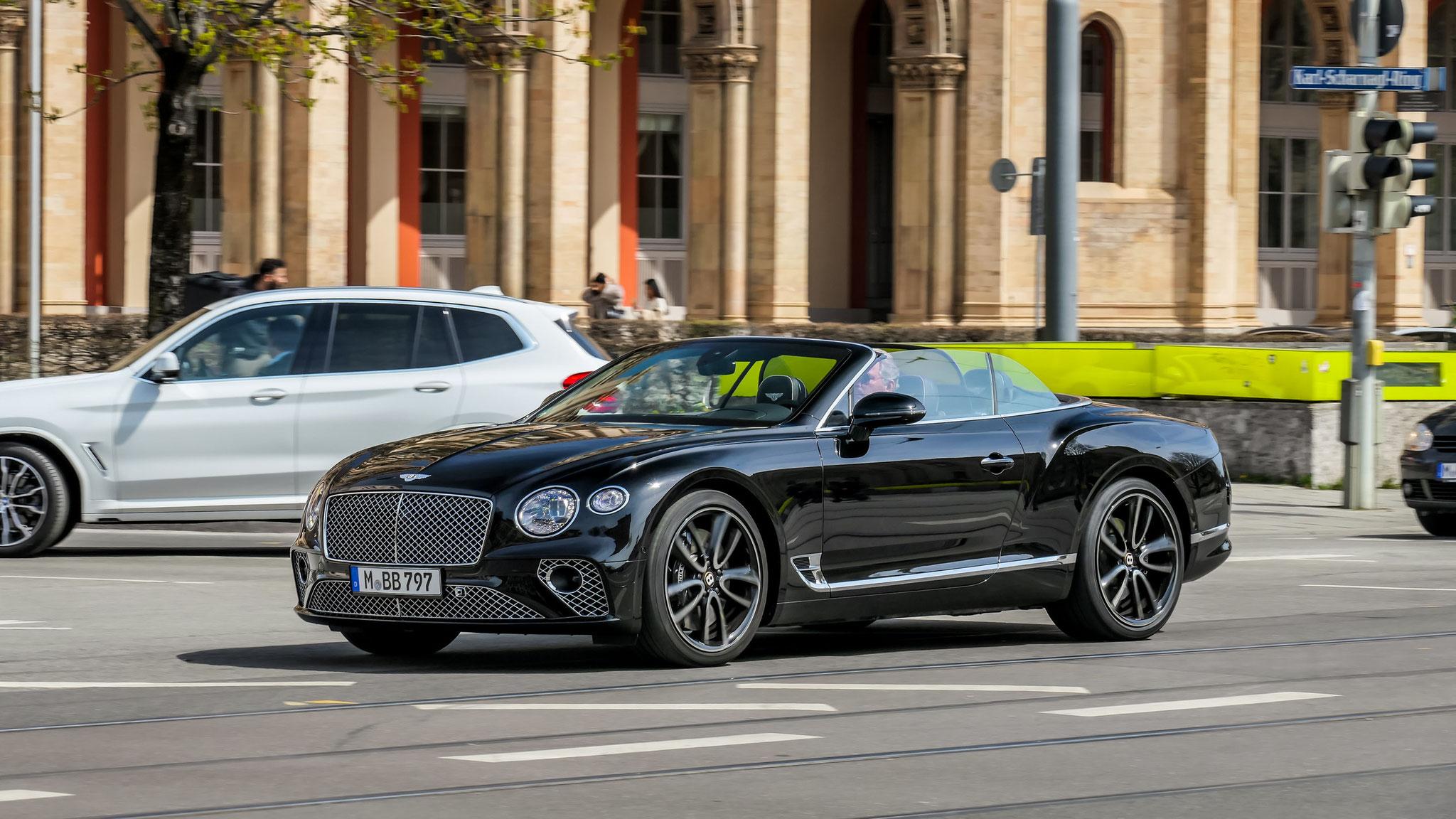 Bentley Continental GTC - M-BB-797