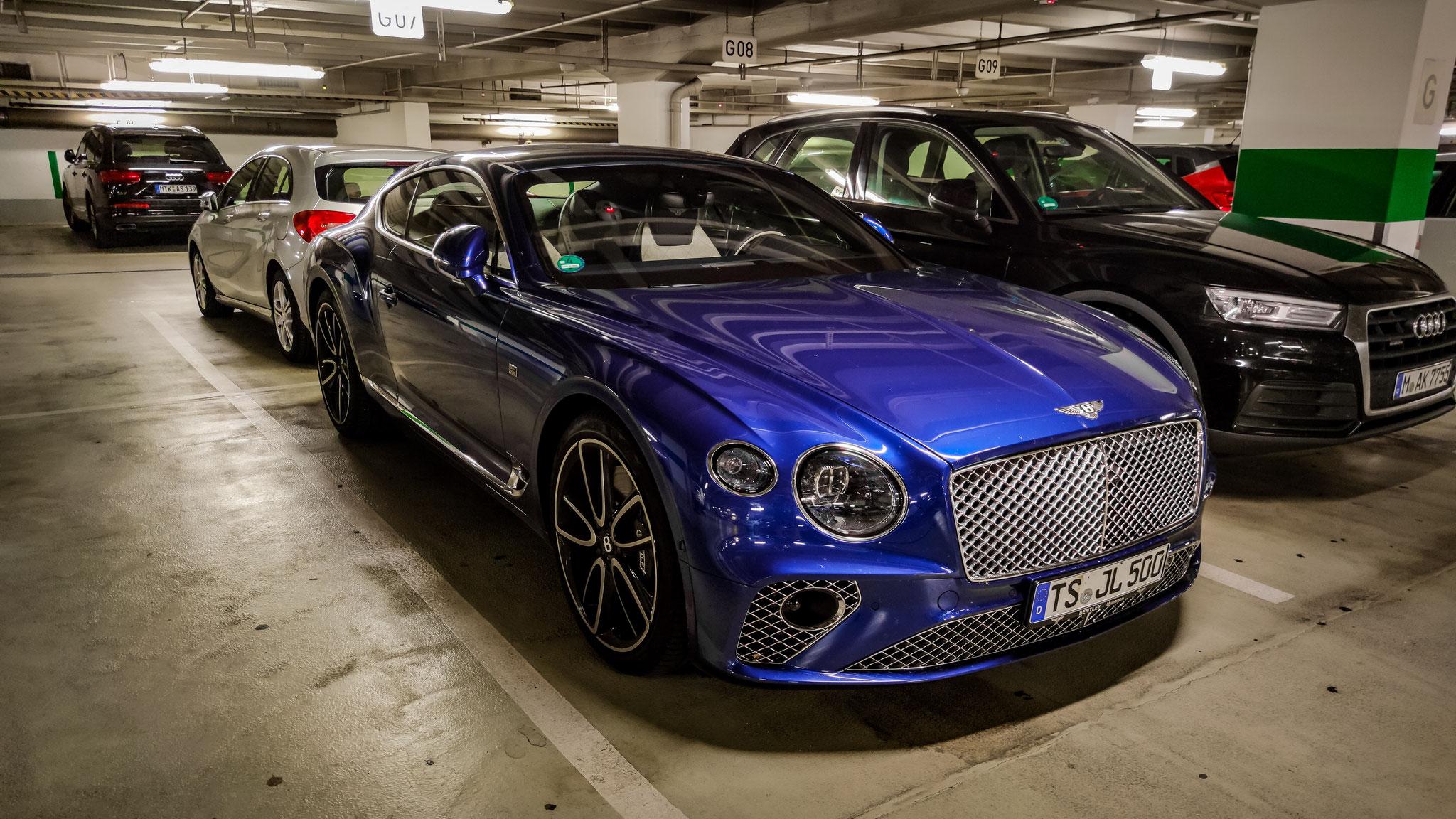 Bentley Continental GT - TS-JL-500