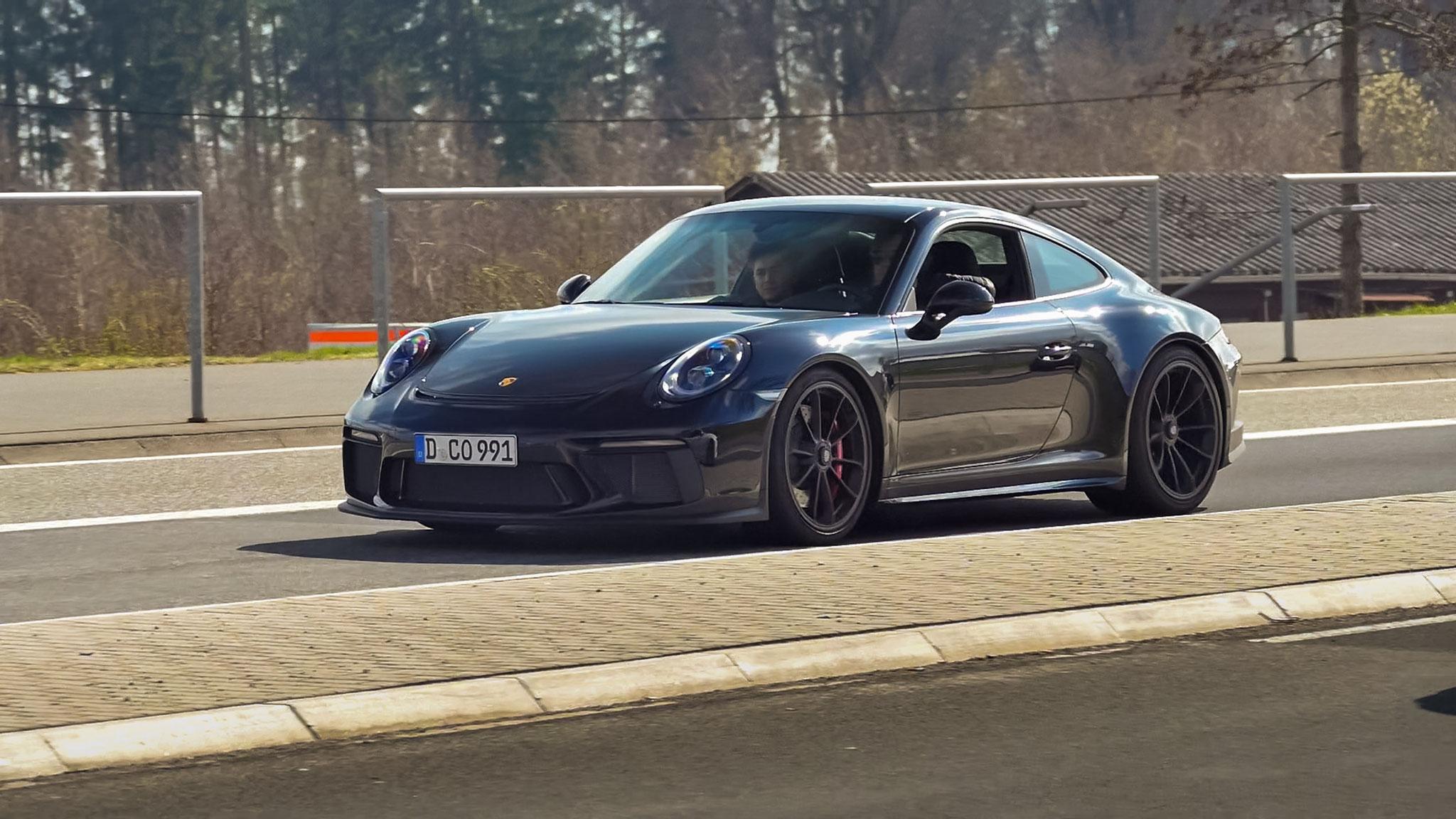 Porsche 991 GT3 Touring Package - D-CO-991
