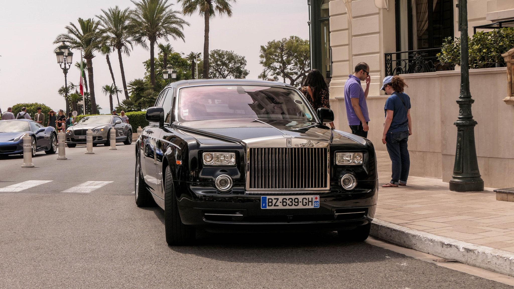 Rolls Royce Phantom - BZ-639-GH-92 (FRA)
