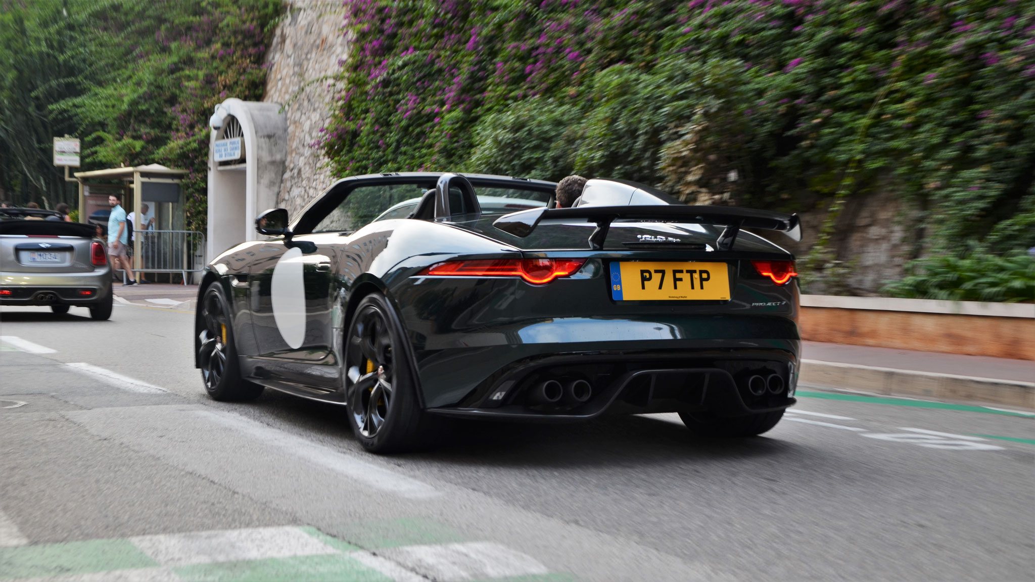 Jaguar F-Type Project 7 - P7-FTP (GB)