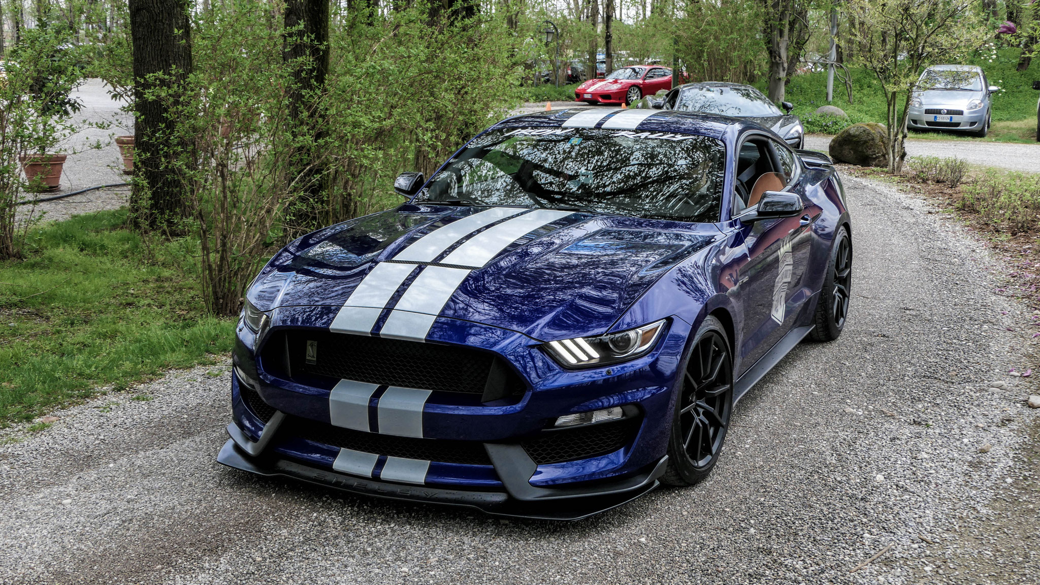Ford Mustang Shelby GT - BE-200009 (CH)