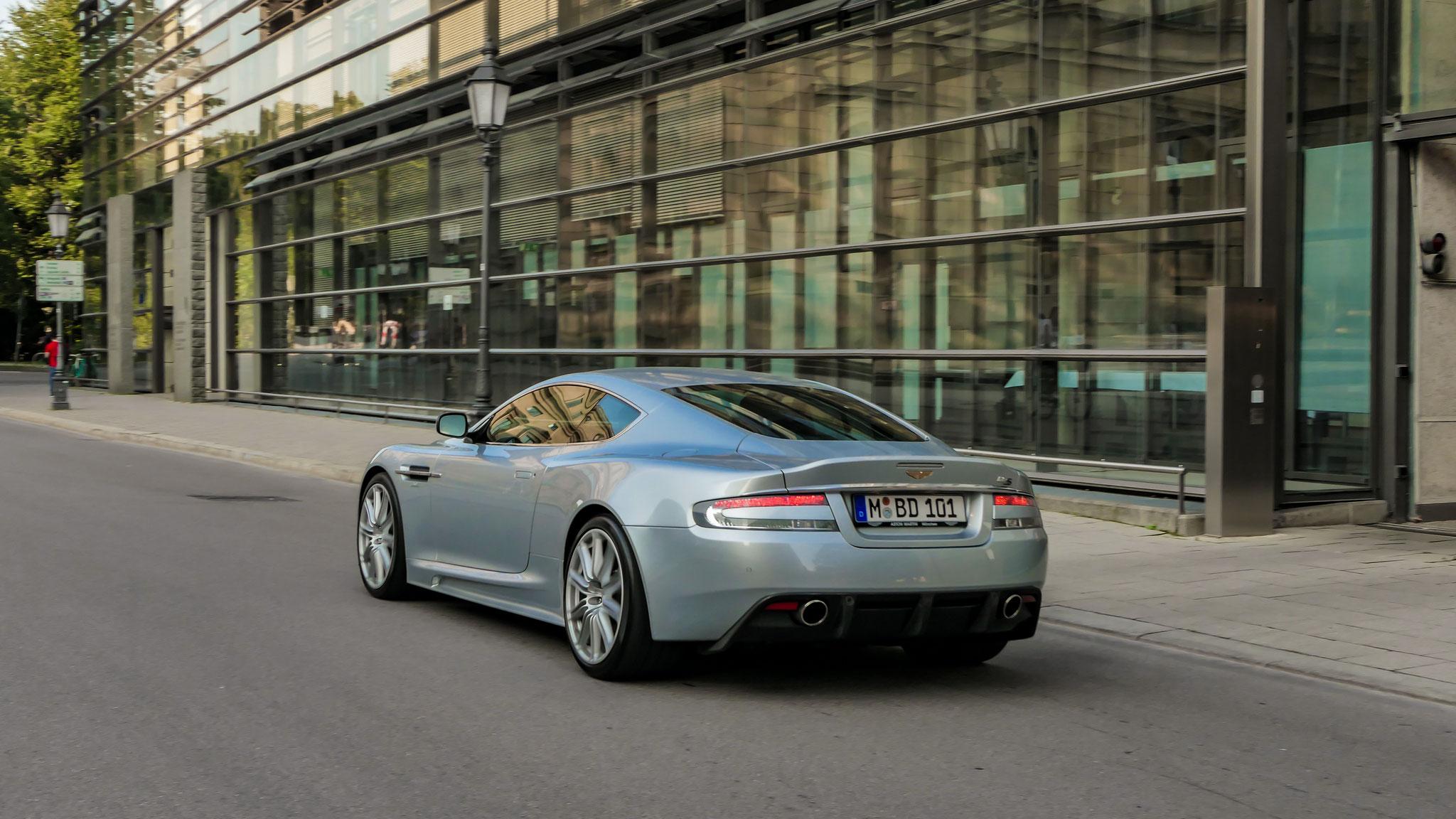 Aston Martin DBS - M-BD-101