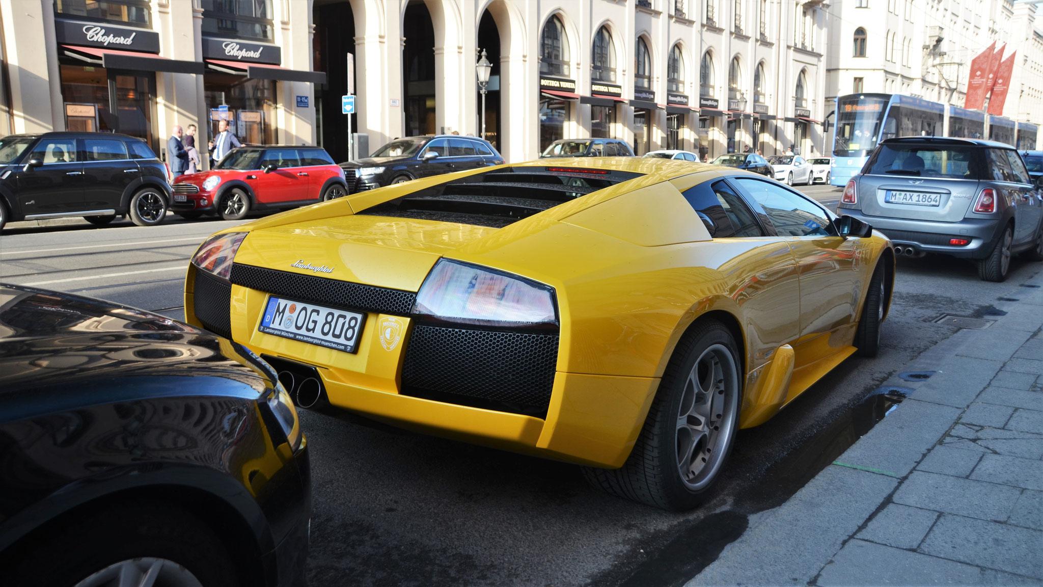 Lamborghini Murcielago - M-OG-808