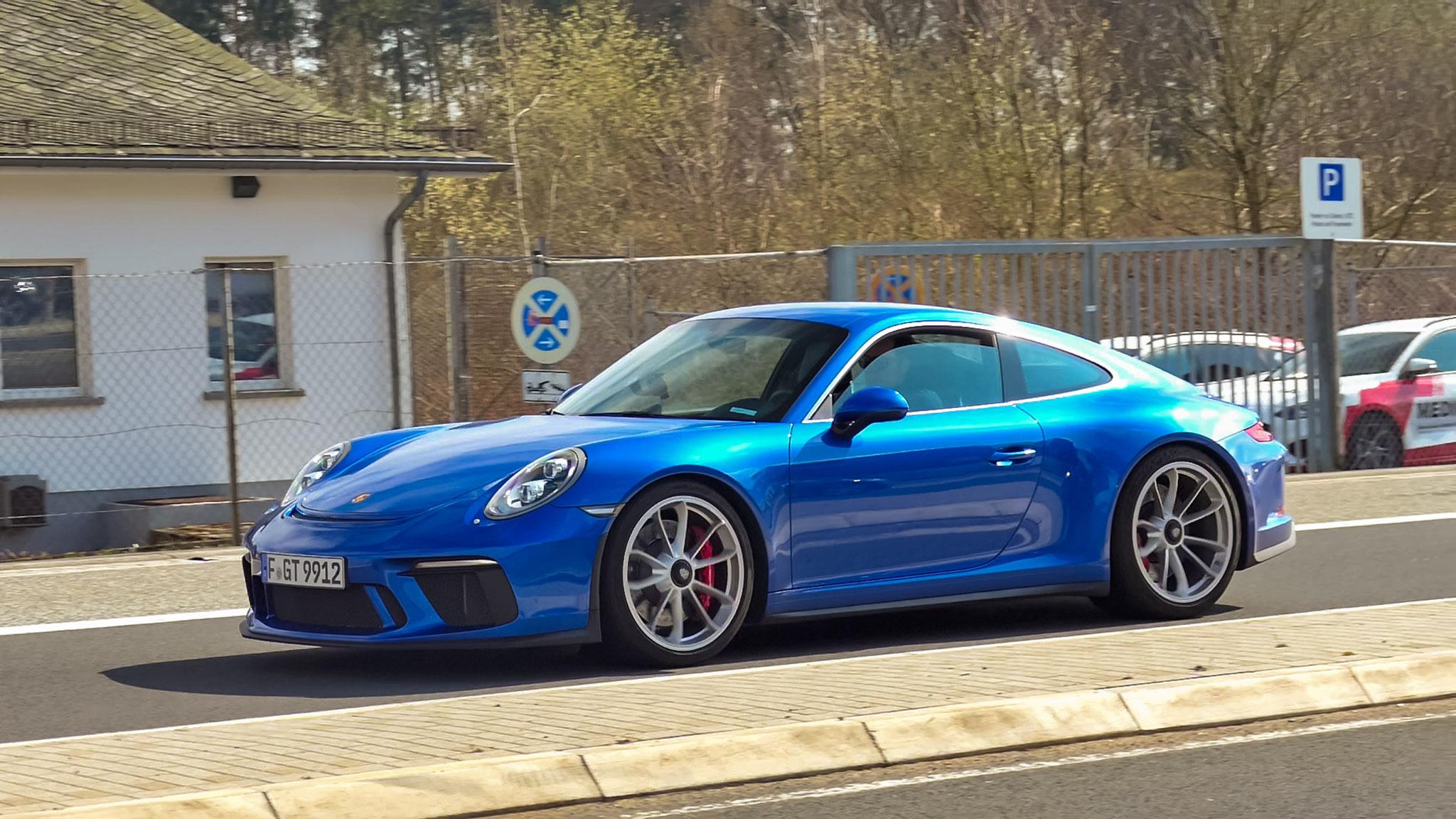 Porsche 991 GT3 Touring Package - F-GT-9912