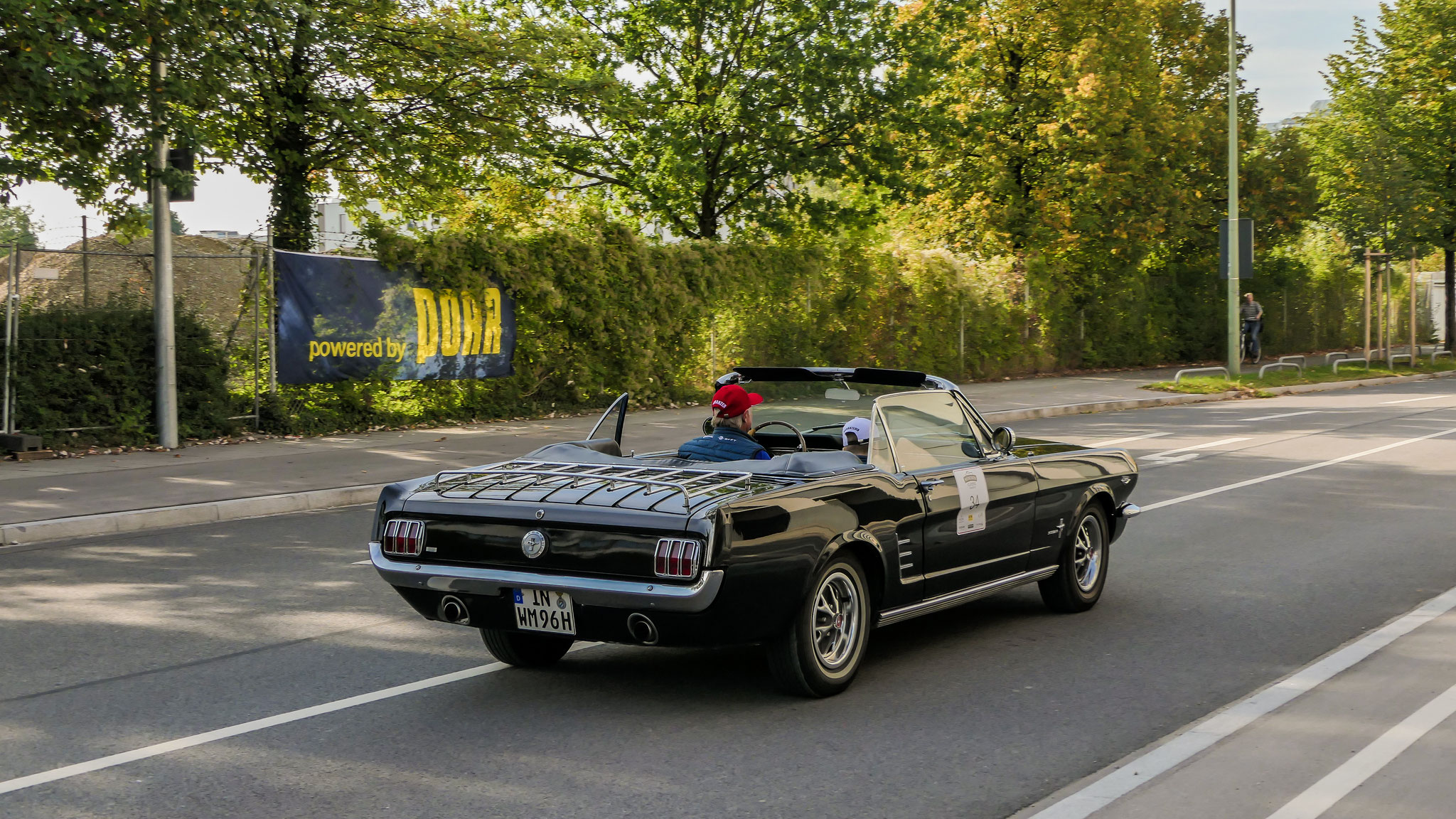 Mustang I - IN-WM-96H